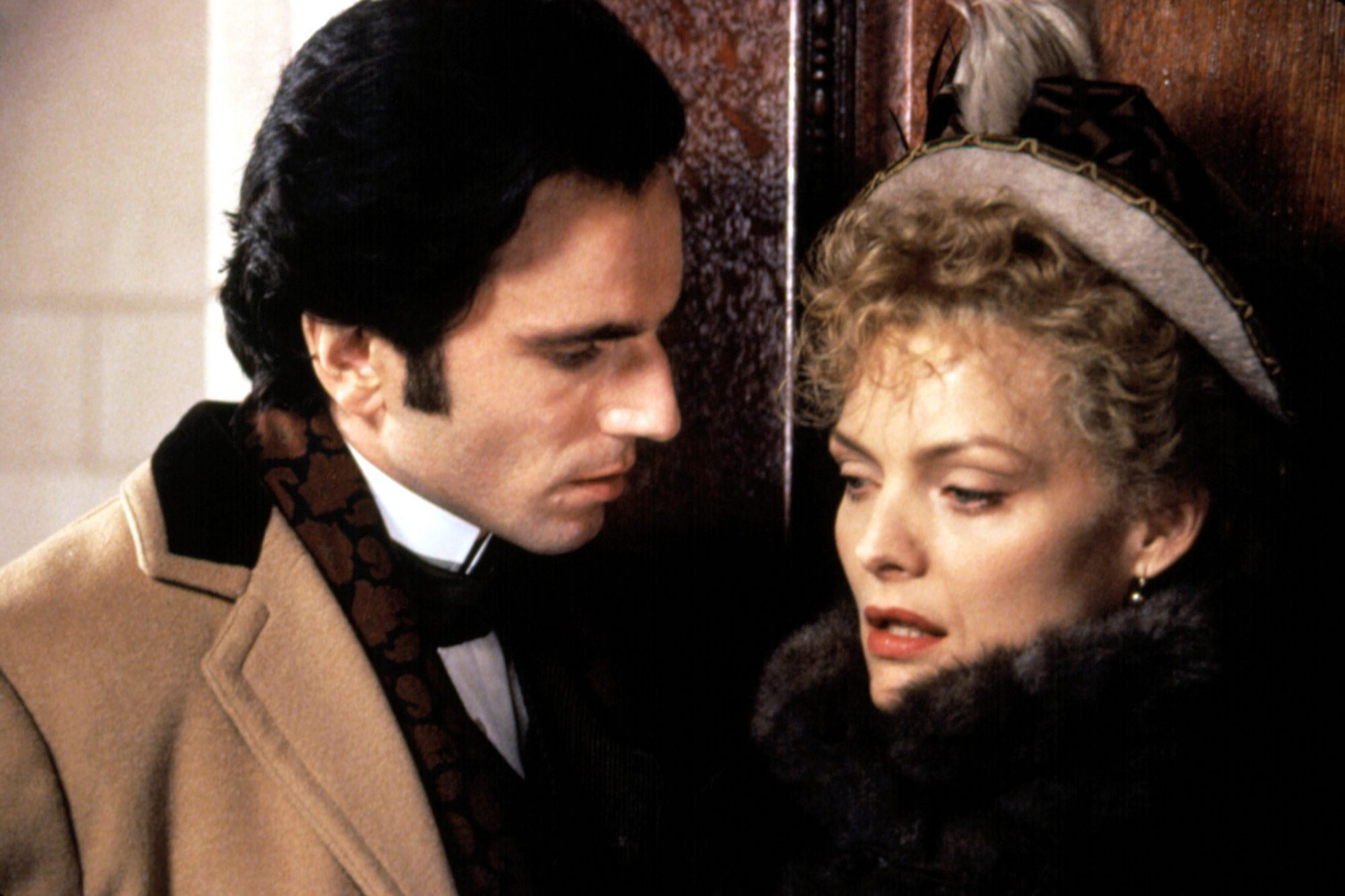 THE AGE OF INNOCENCE, Daniel Day-Lewis, Michelle Pfeiffer, 1993. (c) Columbia Pictures/Courtesy Ever