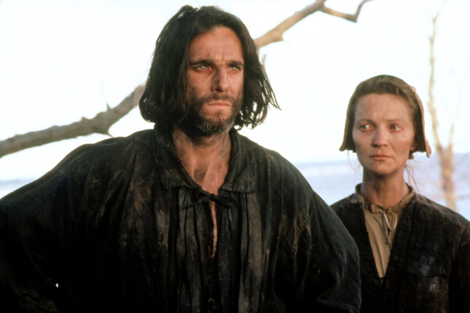 THE CRUCIBLE, Daniel Day-Lewis, Joan Allen, 1996, TM and Copyright © 20th Century Fox Film Corp. All