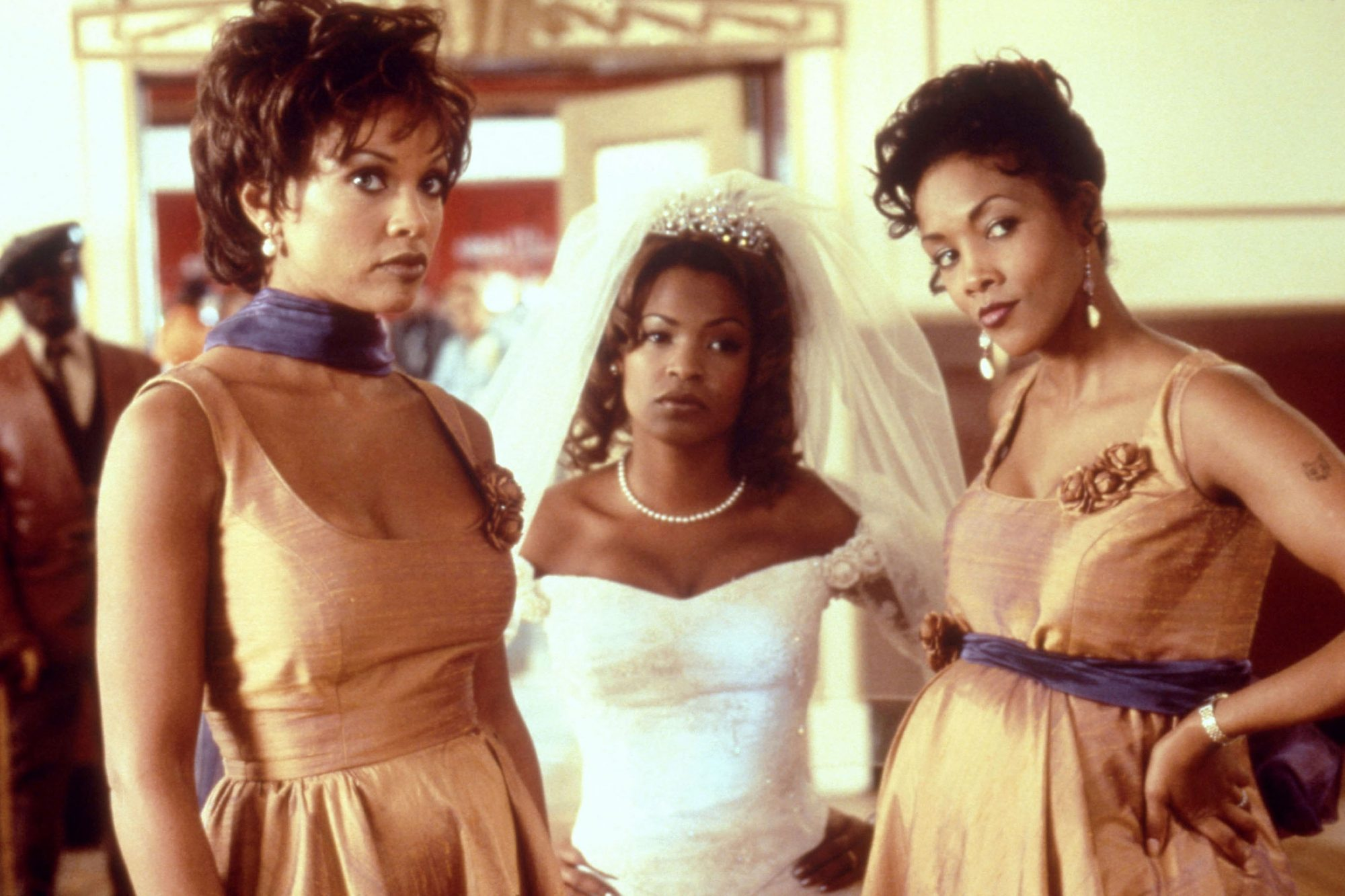 SOUL FOOD, Vanessa L. Williams, Nia Long, Vivica A. Fox, 1997, TM and Copyright © 20th Century Fox F