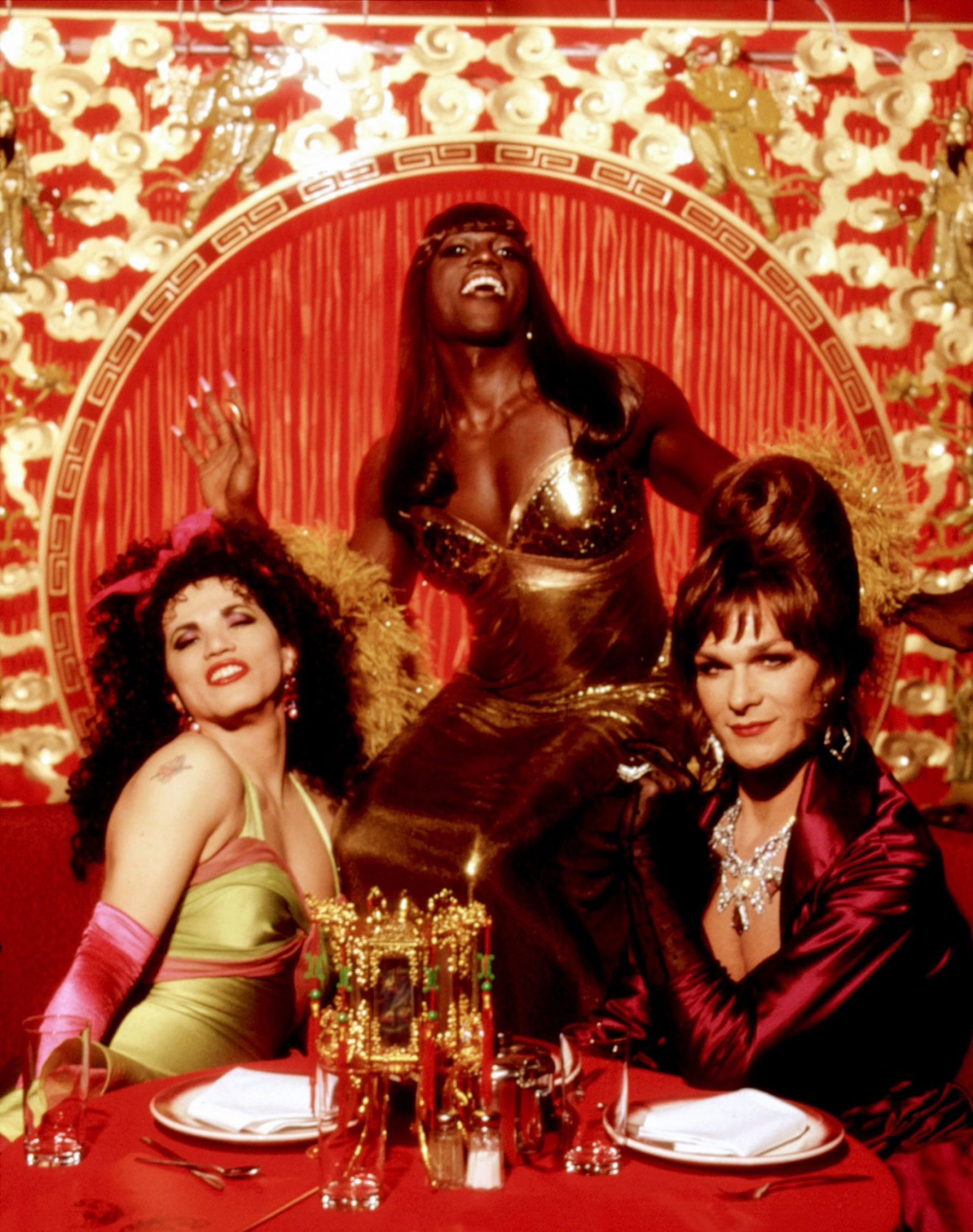 TO WONG FOO THANKS FOR EVERYTHING JULIE NEWMAR, John Leguizamo, Wesley Snipes, Patrick Swayze, 1995.