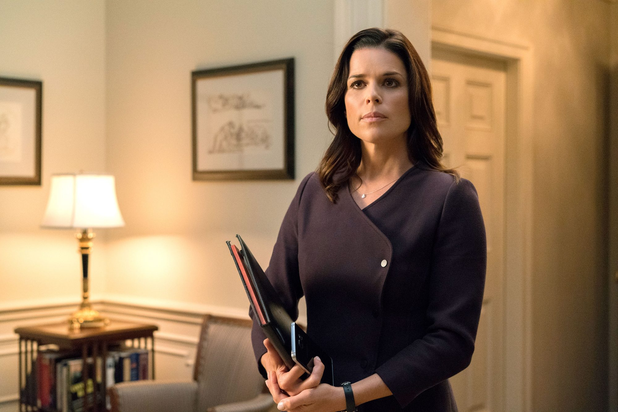 Neve Campbell - House of Cards