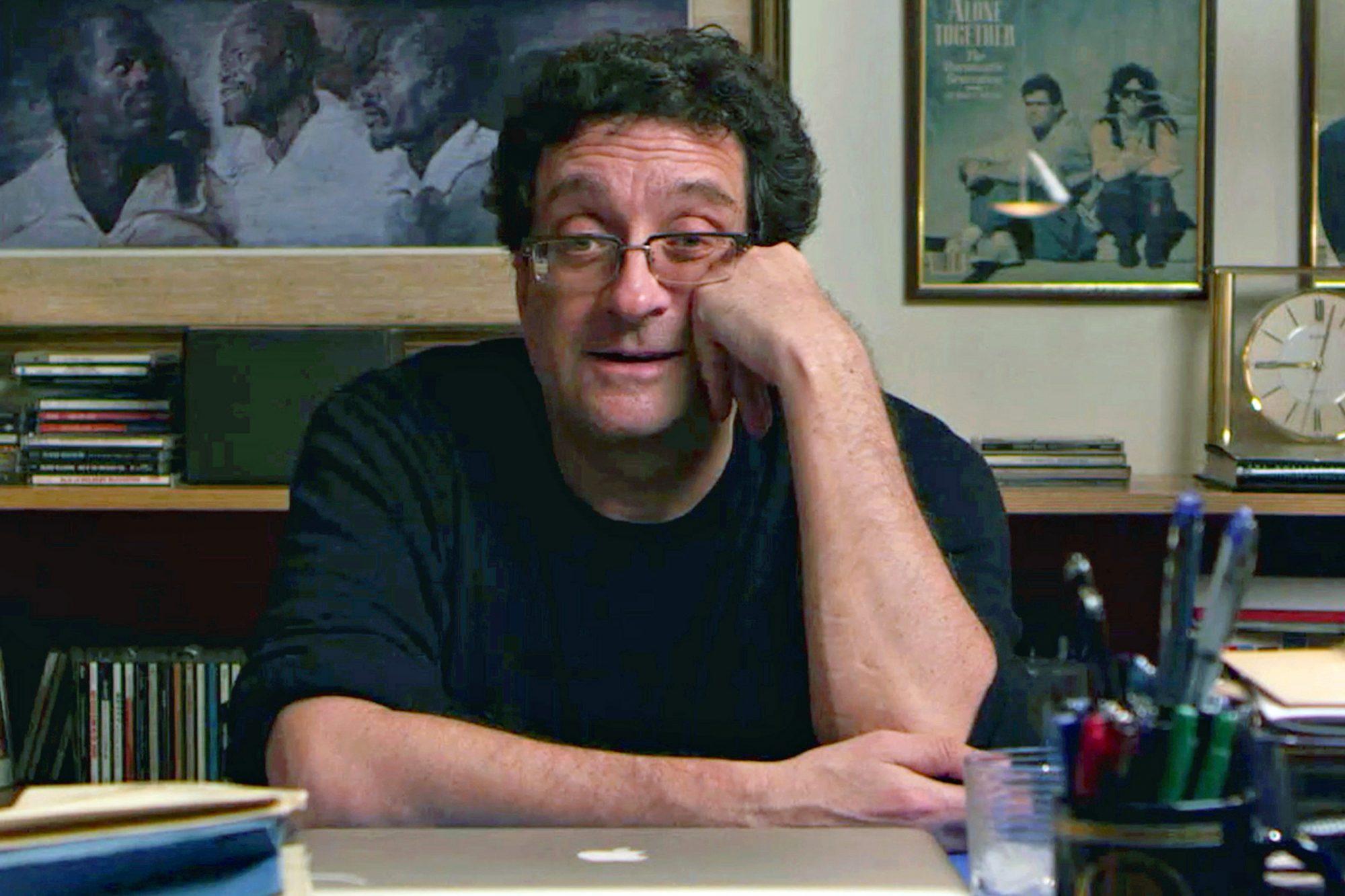 Obit (2017)Obituary writer Bruce Weber