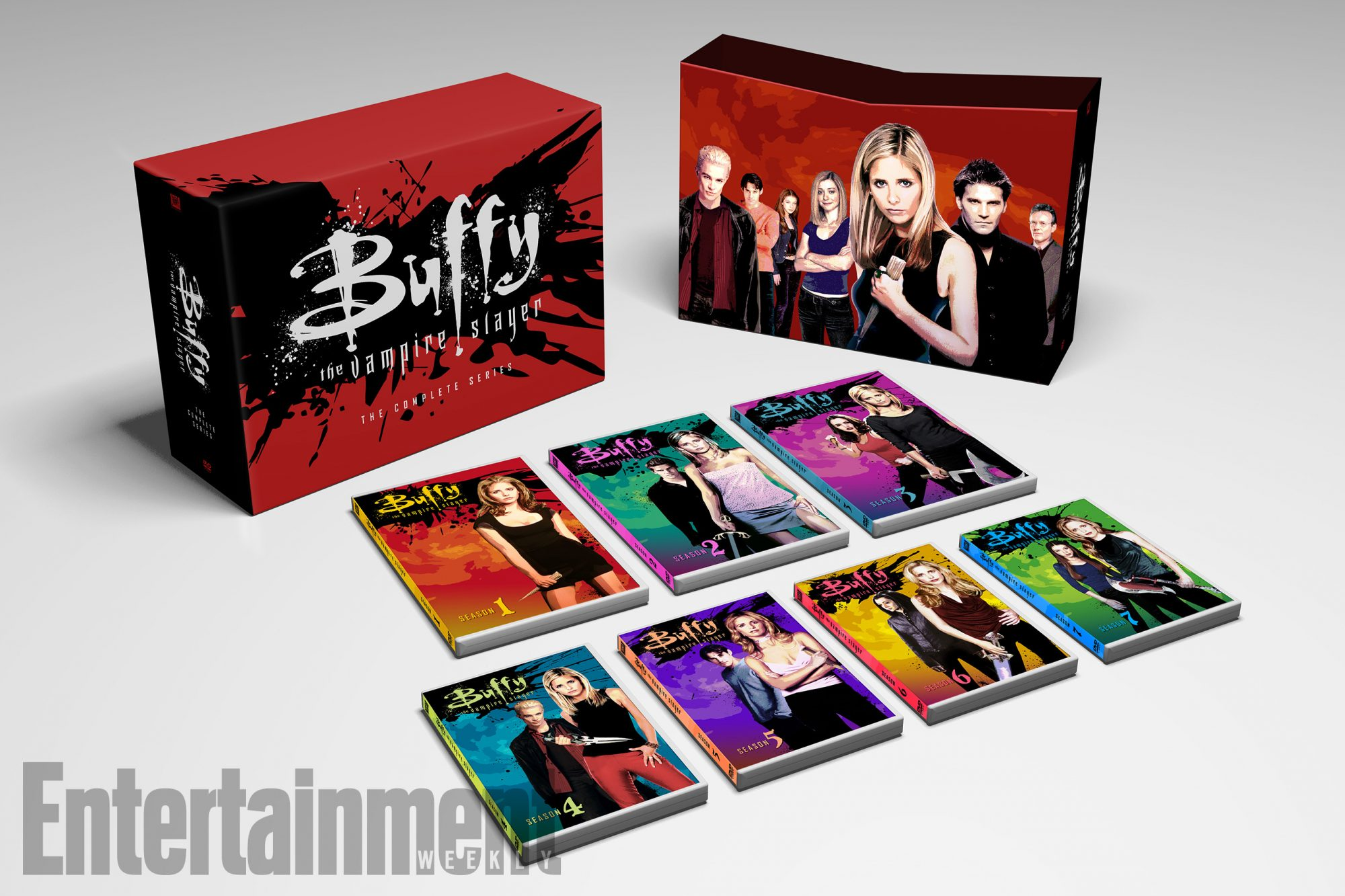 Buffy the Vampire Slayer Comic Con