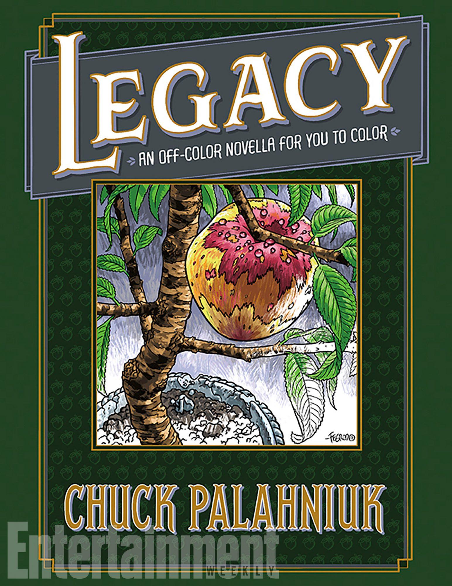 Chuck Palahniuk - Legacy
