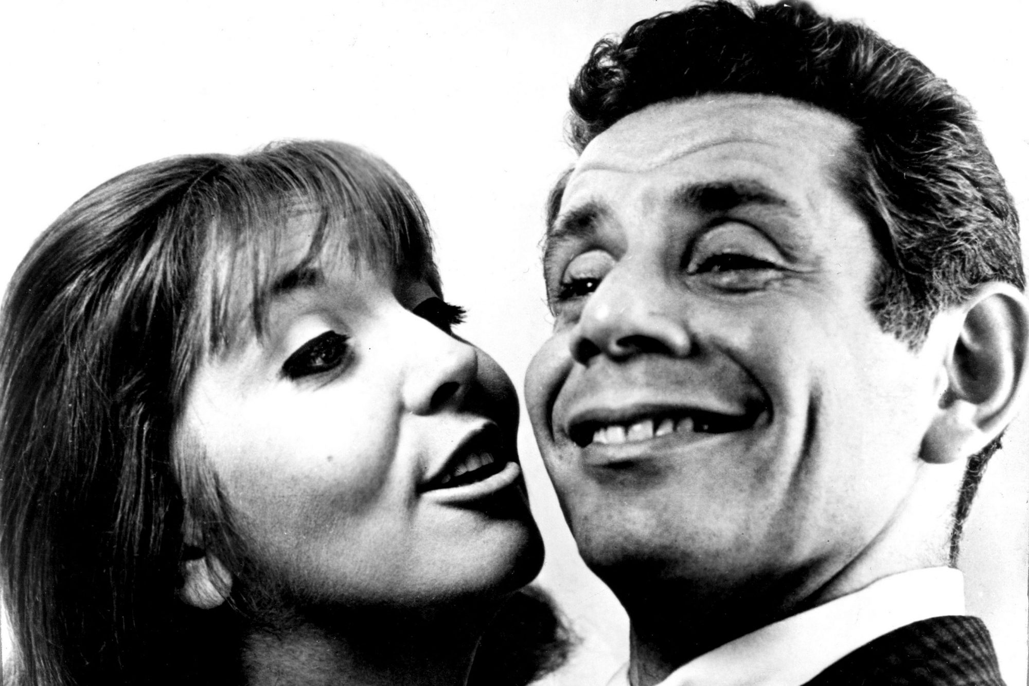 From left, Anne Meara, Jerry Stiller, ca. 1970