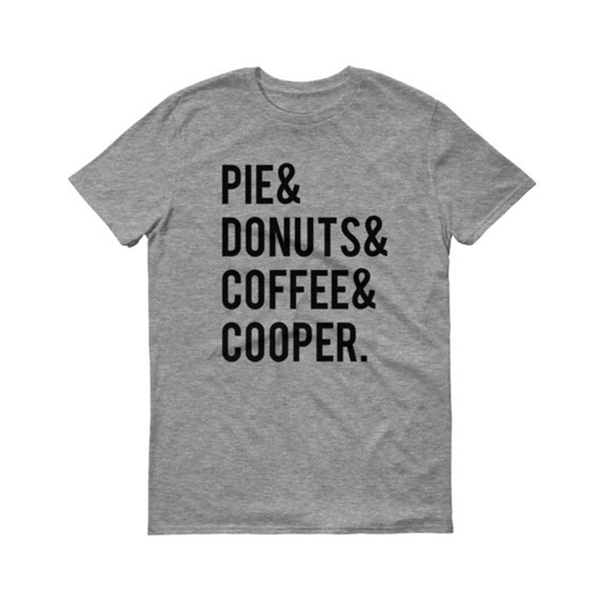 Pie-coffee-t-shirt