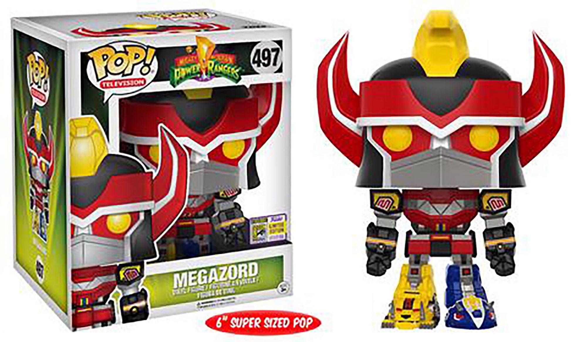"""Pop! Power Rangers – 6"""" Megazord"""