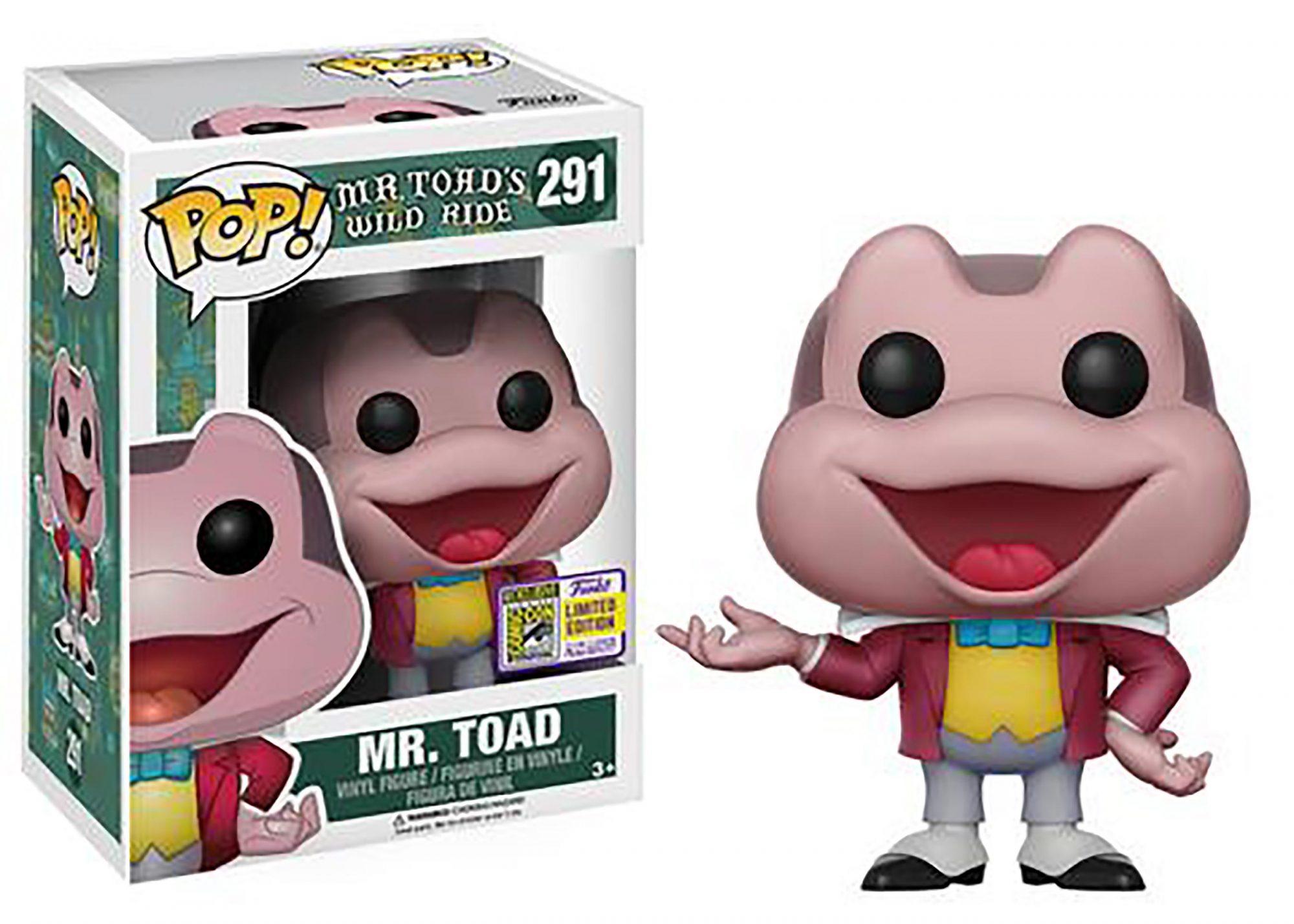 Pop! Disney: Mr. Toad's Wild Ride – Mr. Toad (1500 LE)