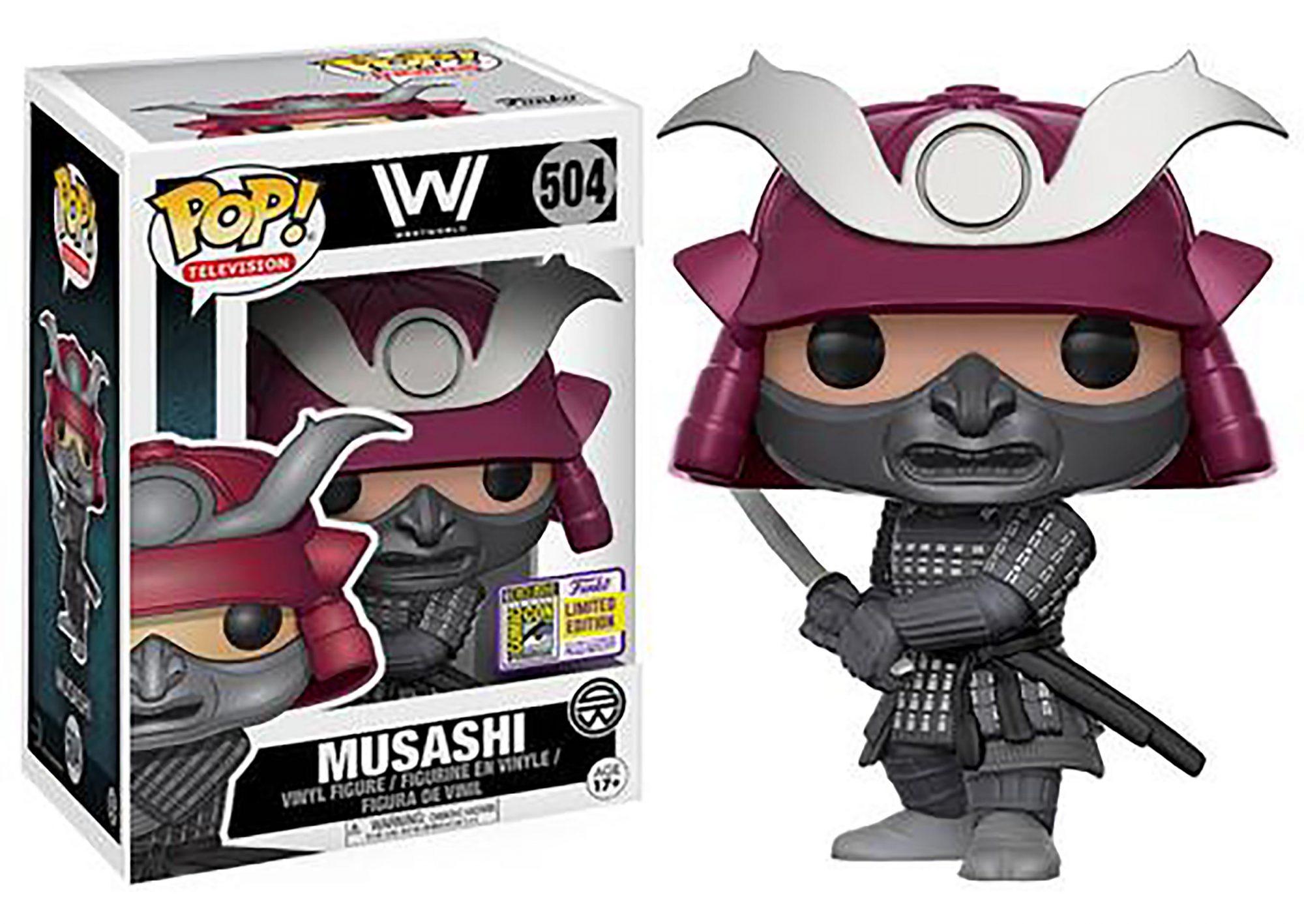 Pop! Television: Westworld – Musashi