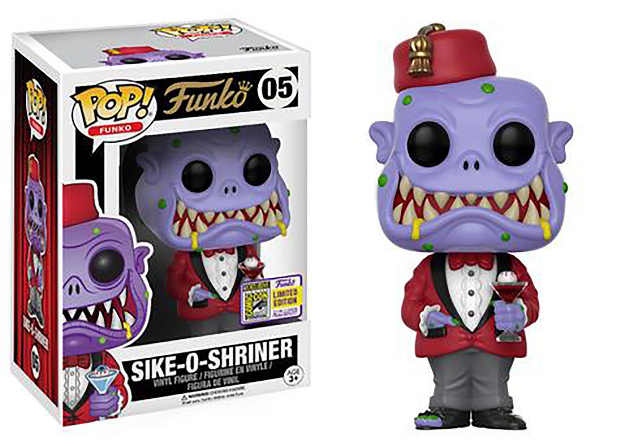 Pop! Funko: Sike-O-Shriner