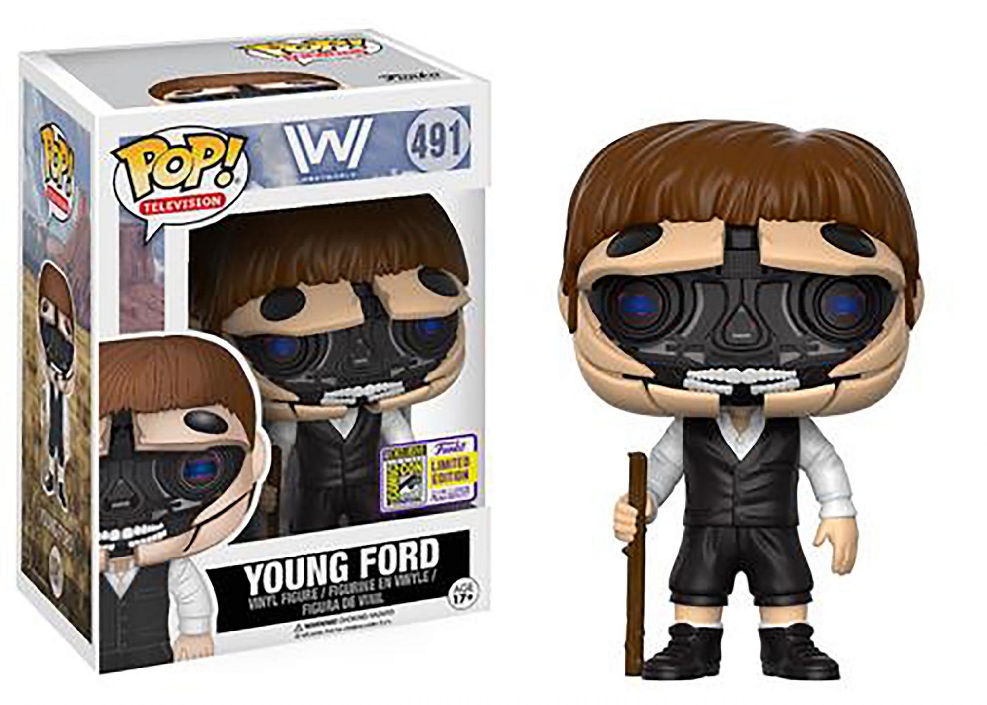Pop! Television: Westworld - Robotic Dr. Ford Host
