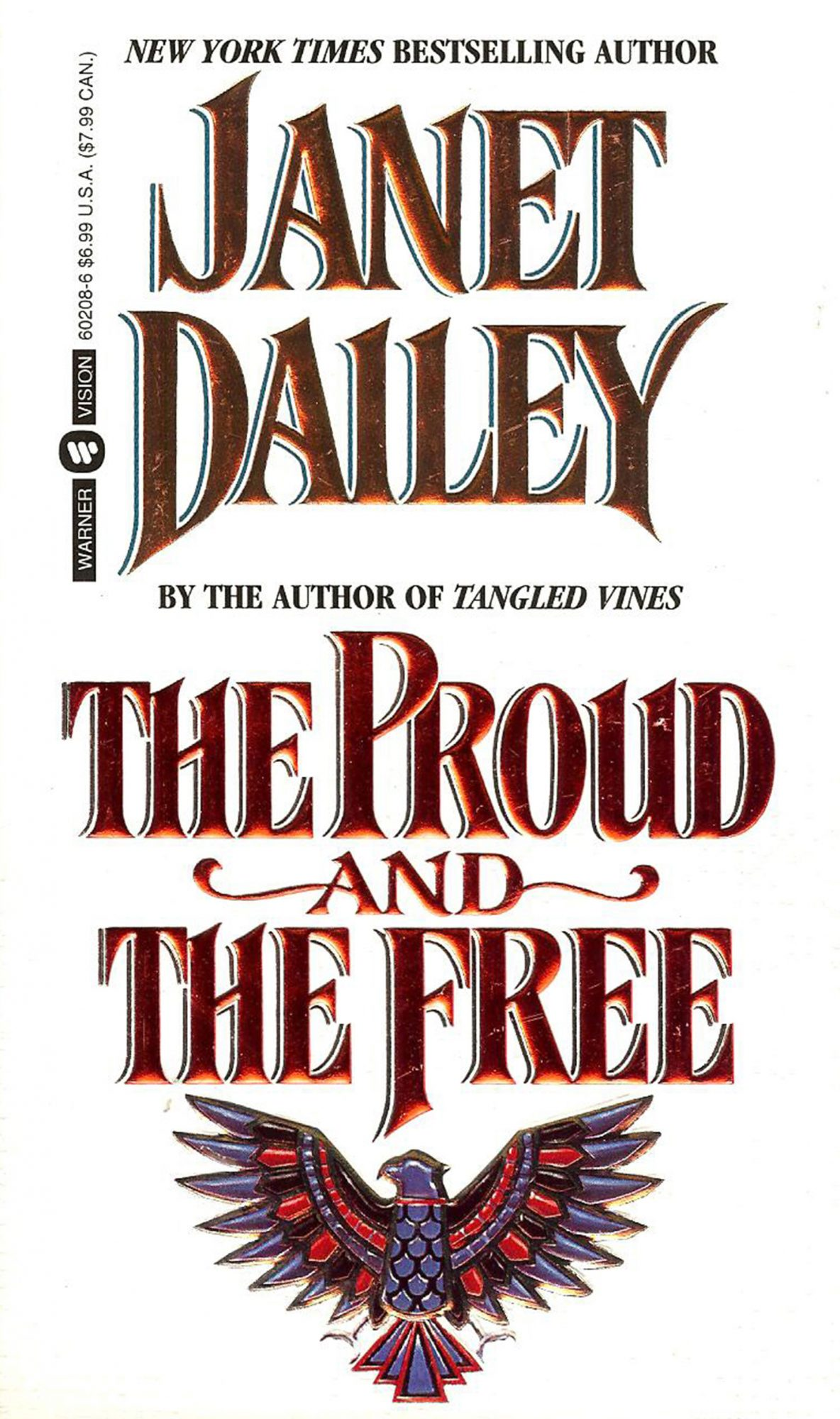 Janet Dailey, The Proud & The Free