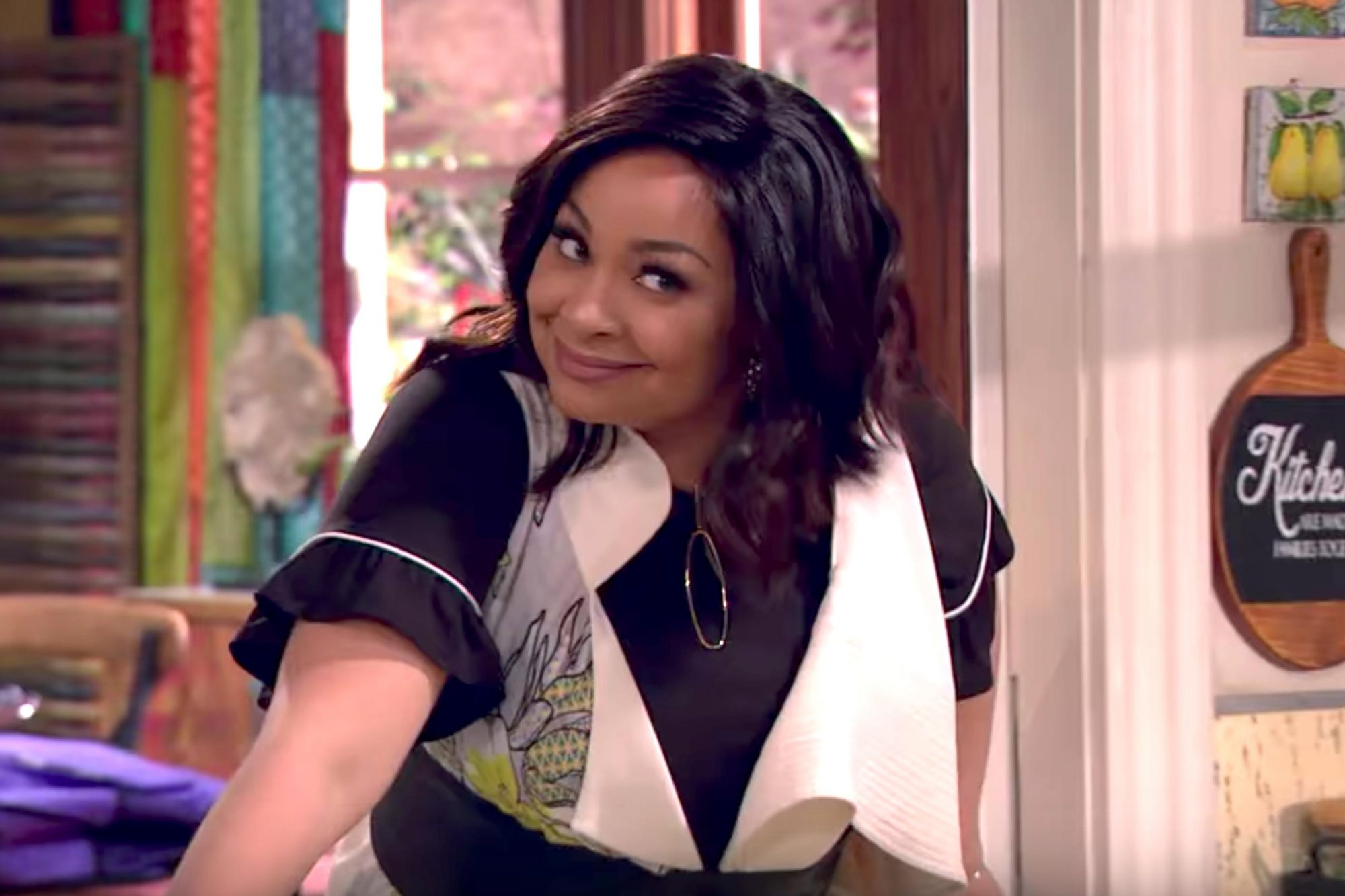 Raven's Home on Disney Channel trailer (screen grab) CR: Disney Channel