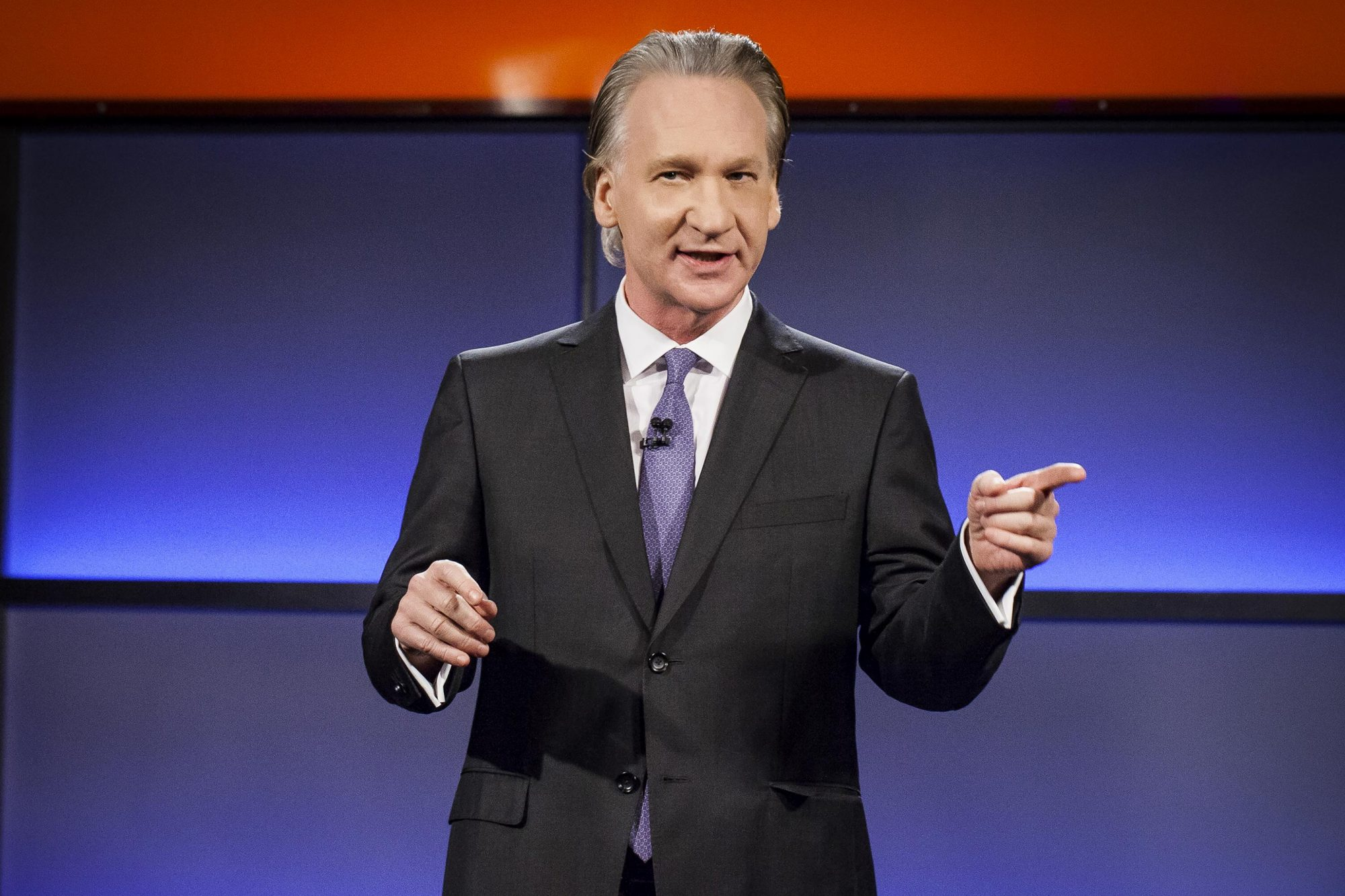 Real Time With Bill Maher 1/20/2017Pictured: Bill Maher