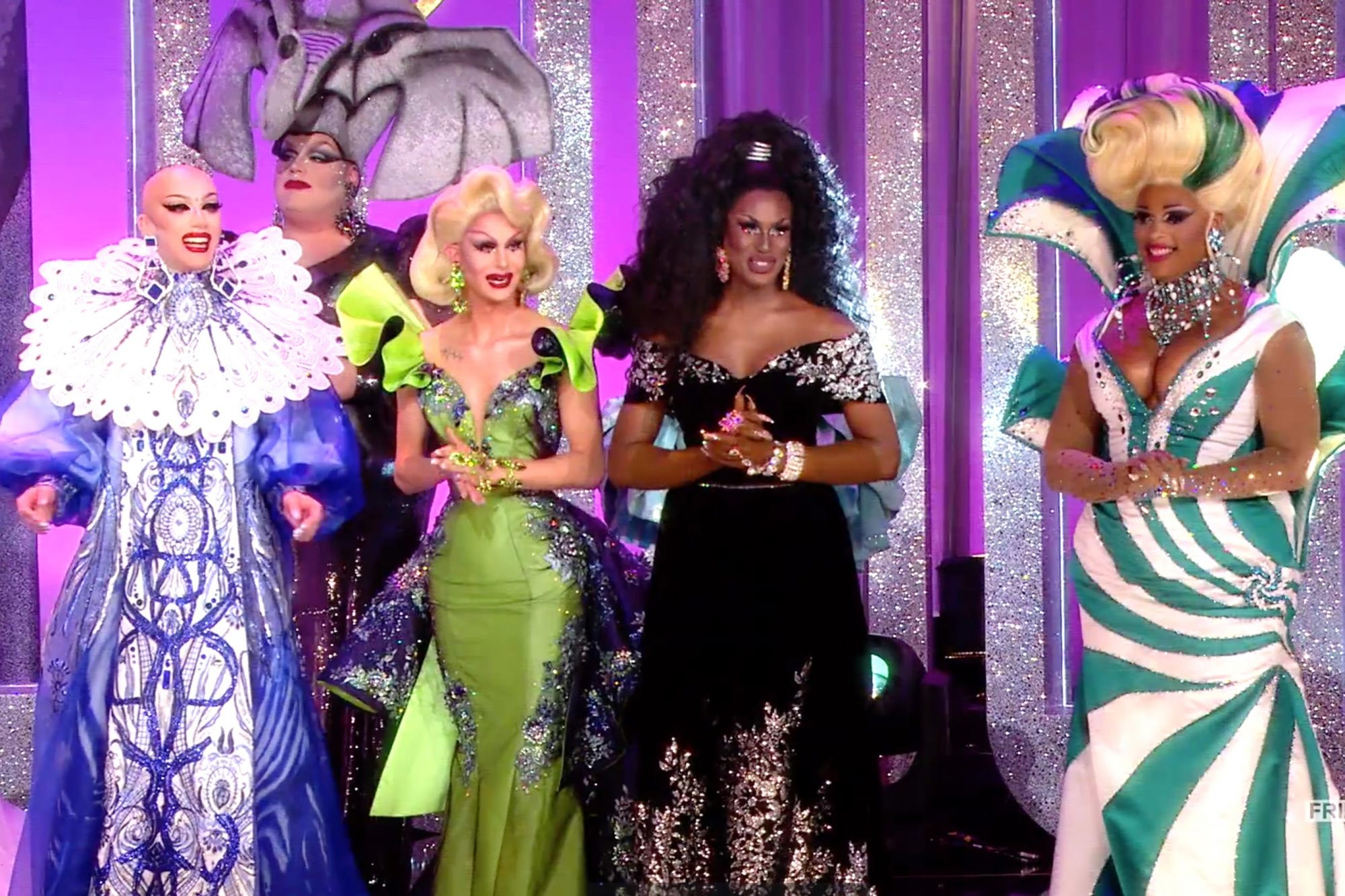 RuPaul's Drag Race Episode 914 (screen grab) CR: VH1