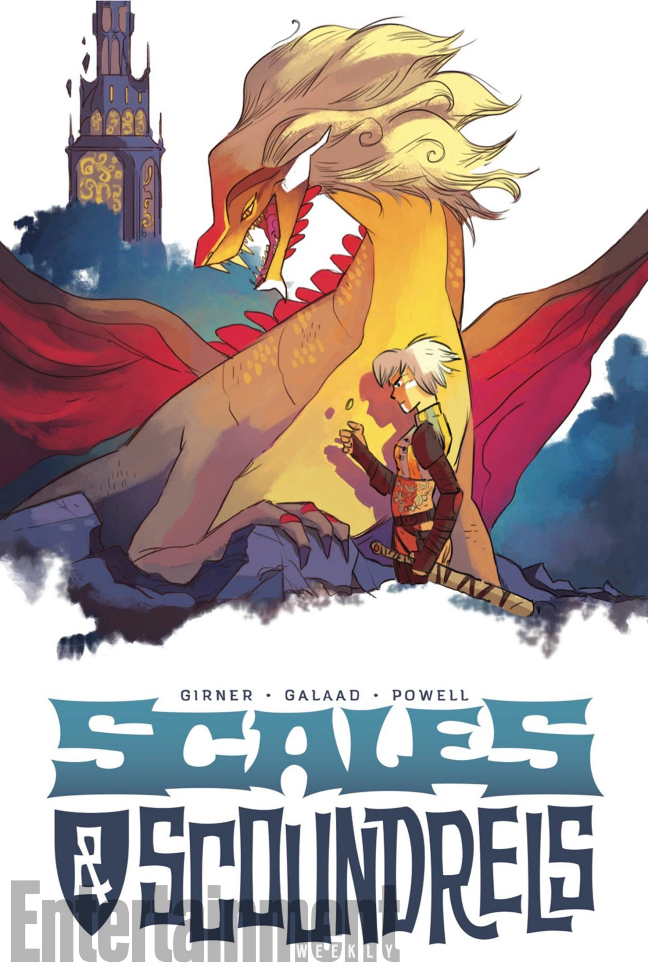 Scales and Scoundrels CR: Image Comics
