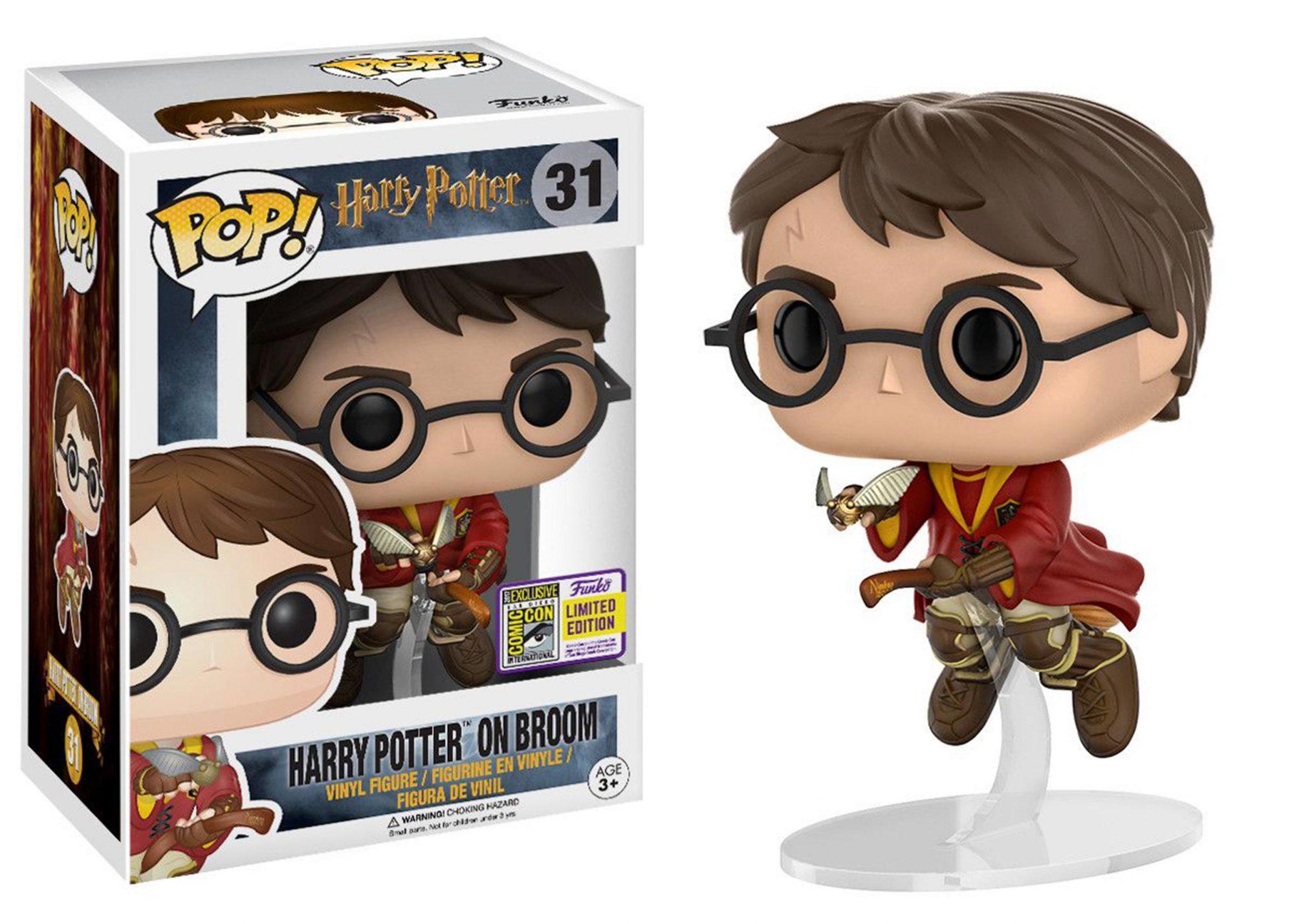 harry potter broom quidditch