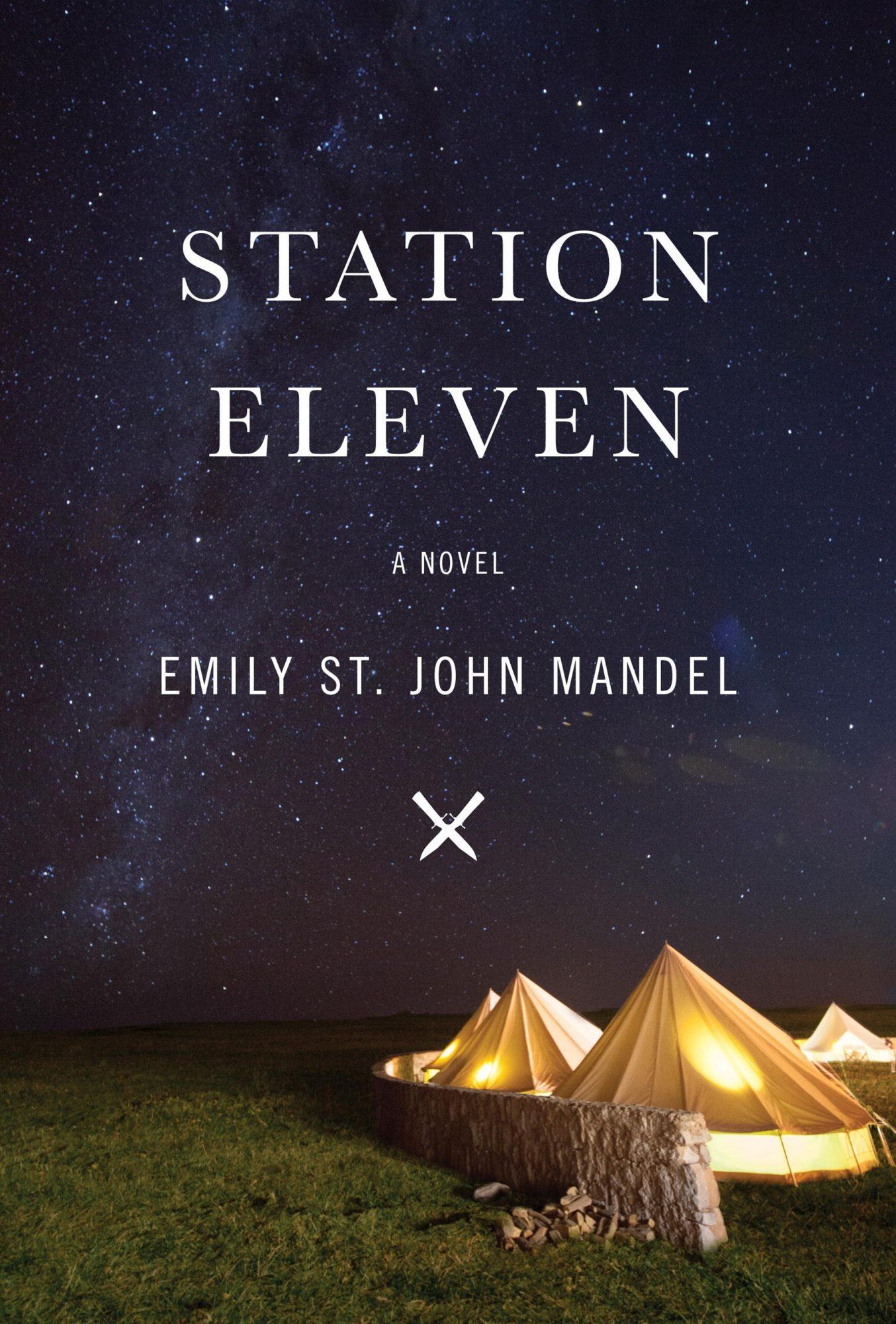 Station Eleven (9/9/14)By Emily St. John Mandel