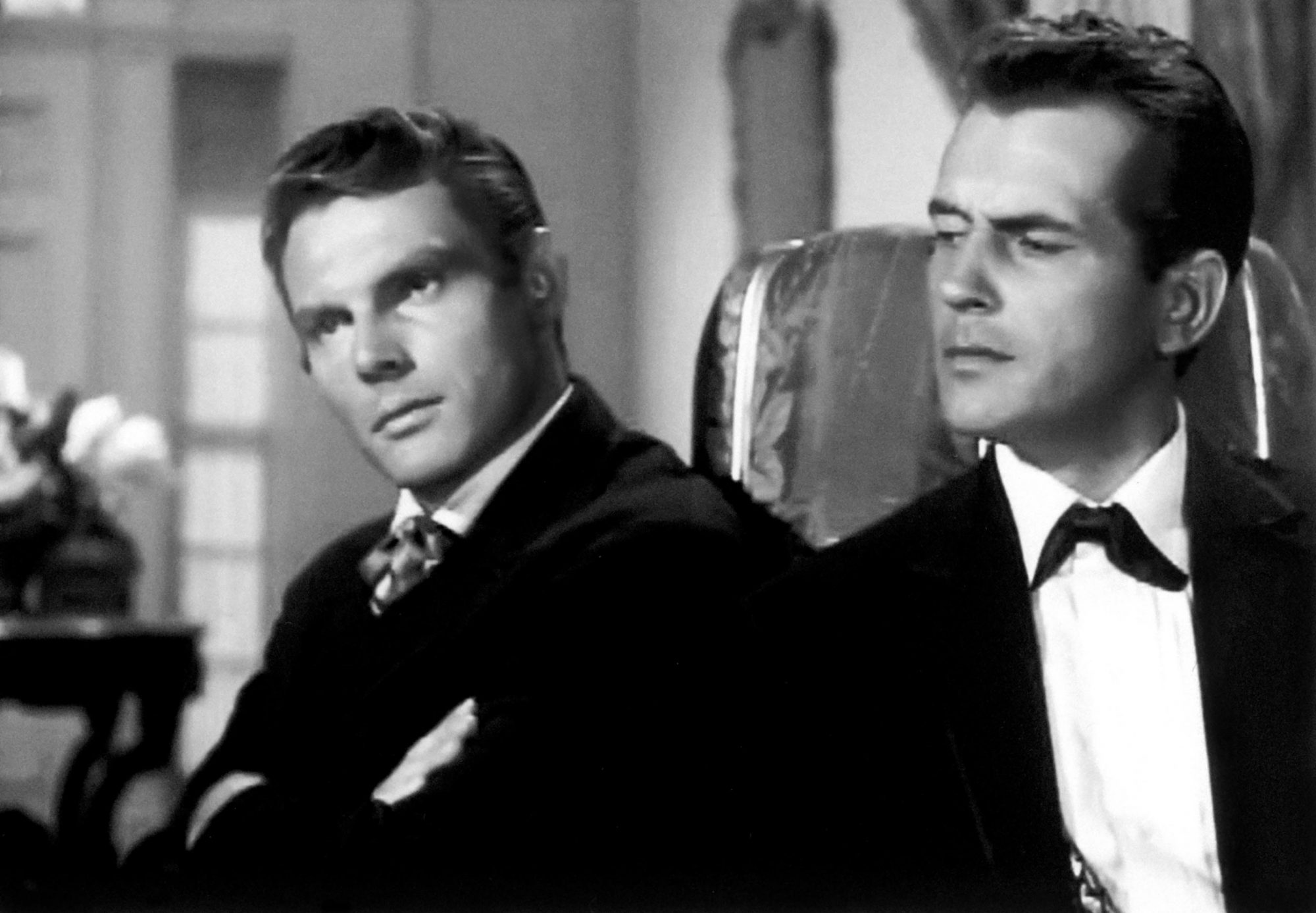 MAVERICK, (from left): Adam West, Jack Kelly, 'Pappy', (Season 3, aired Sept. 13, 1959), 1957-62.
