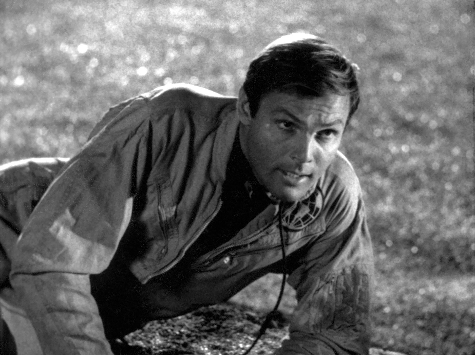 THE OUTER LIMITS, Adam West, Season 2, Ep. 'The Invisible Enemy', 1963-1965.