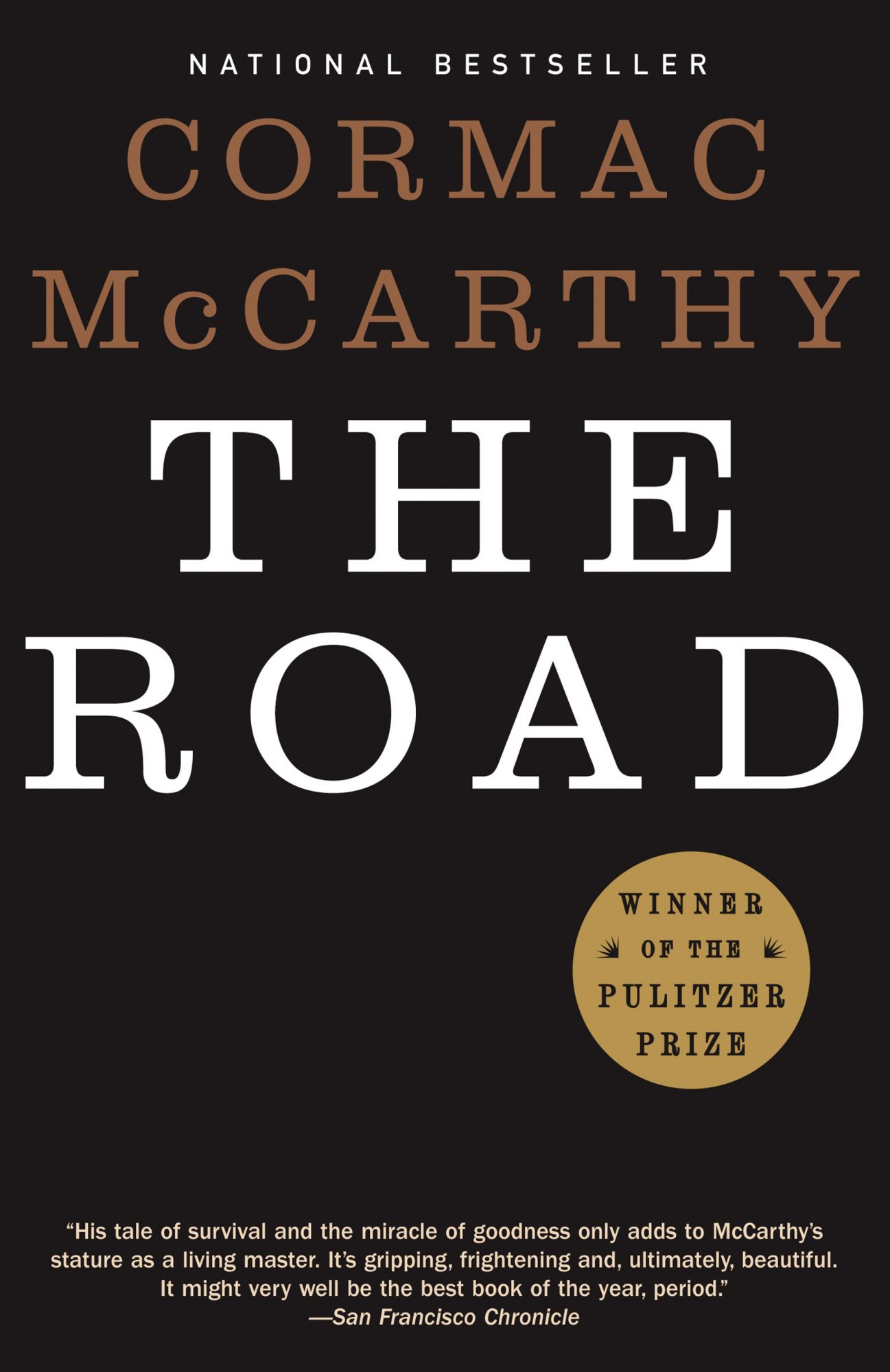 The Road - paperback (3/28/07)by Cormac McCarthy