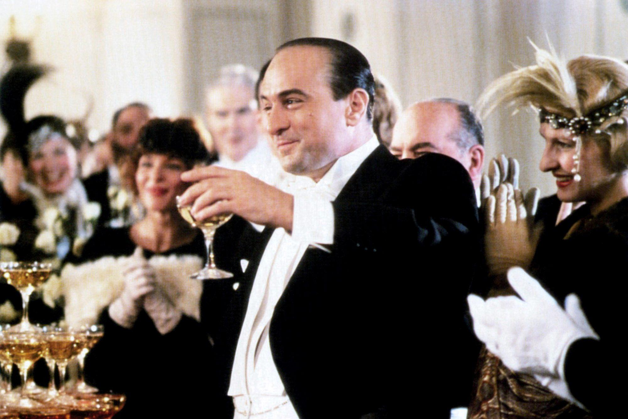 THE UNTOUCHABLES, Robert De Niro, 1987, ©Paramount/Courtesy Everett Collection