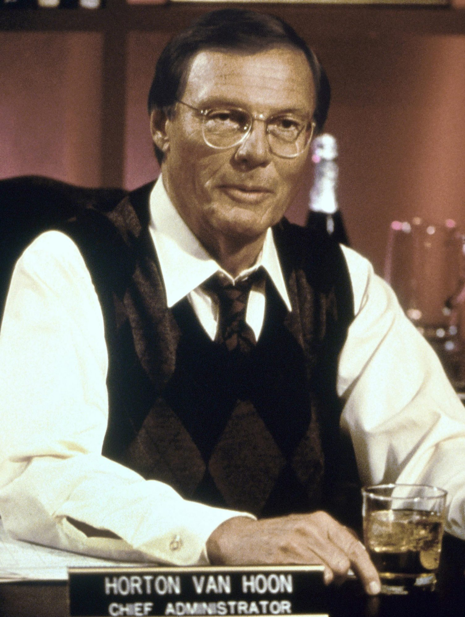 THE CLINIC, Adam West, 1995. © New World Television / Courtesy: Everett Collection