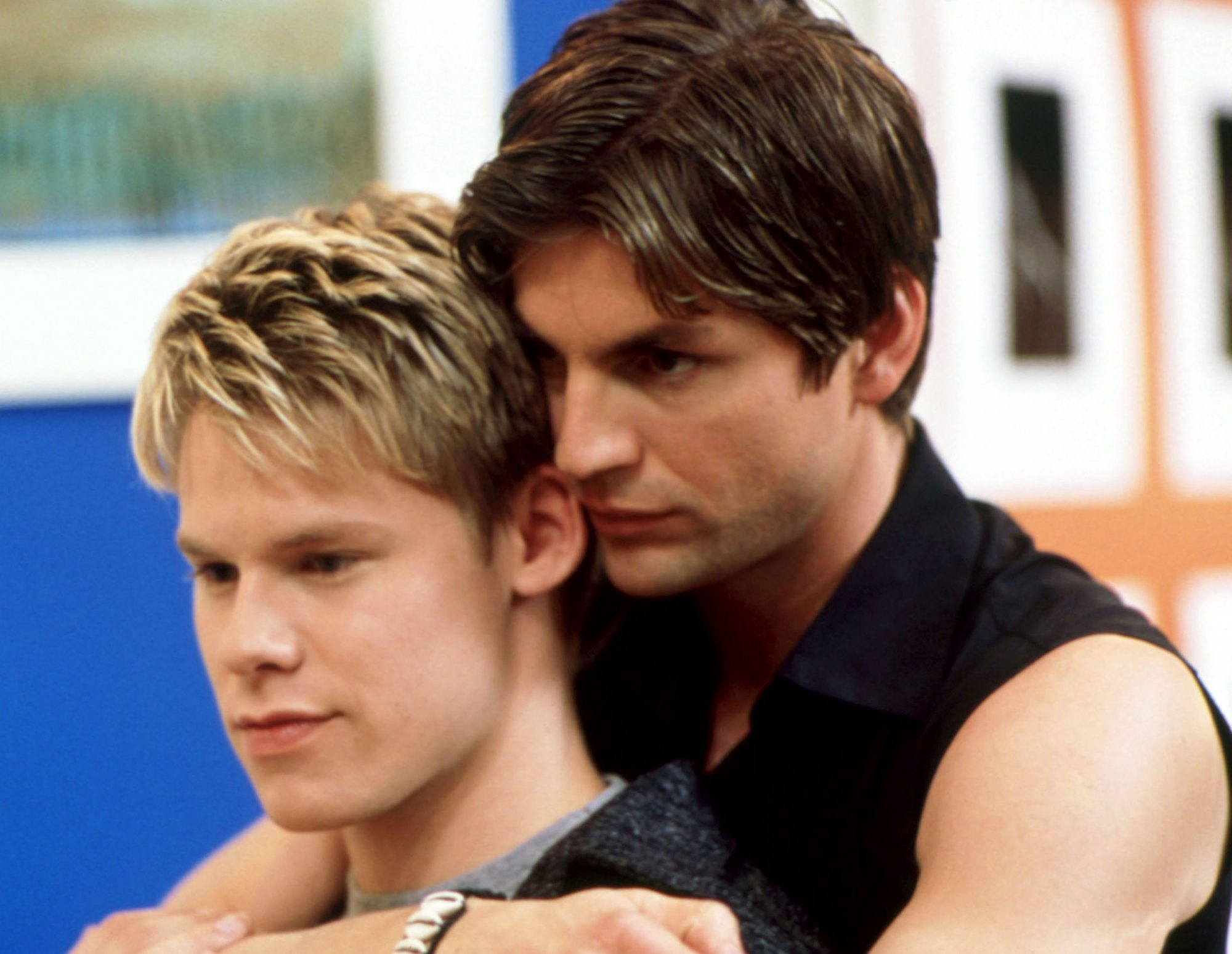 QUEER AS FOLK, Randy Harrison, Gale Harold, 2000-2005, (c)Showtime Networks Inc./courtesy Everett Co