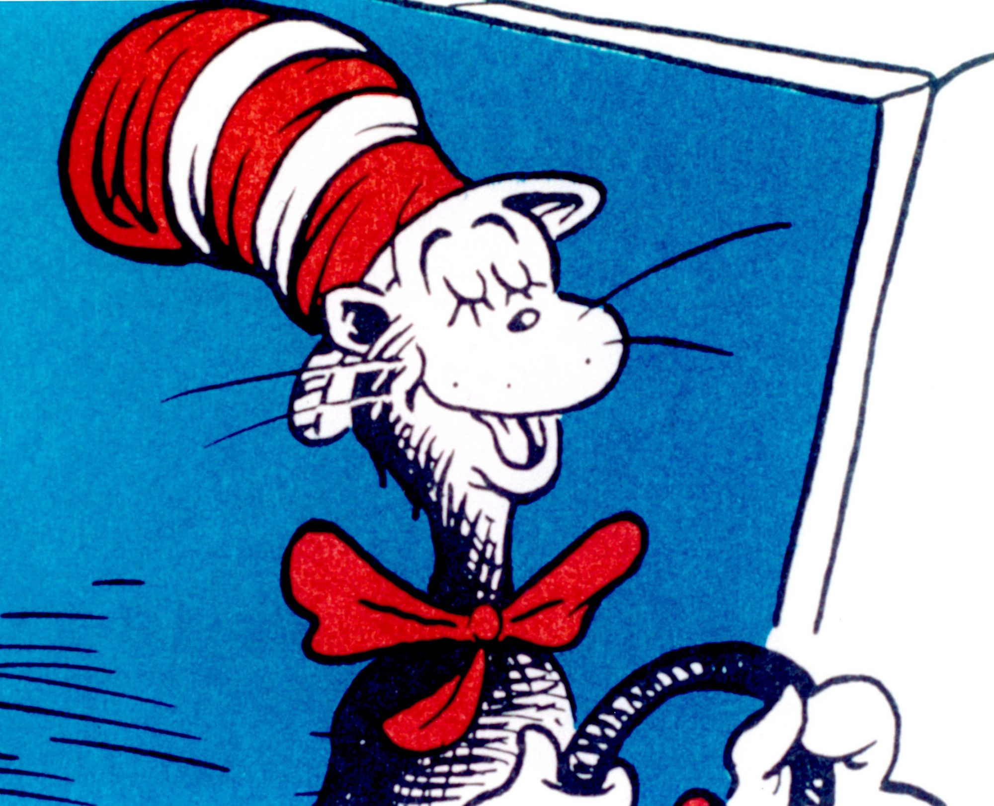 DR. SEUSS' THE CAT IN THE HAT, 1971.