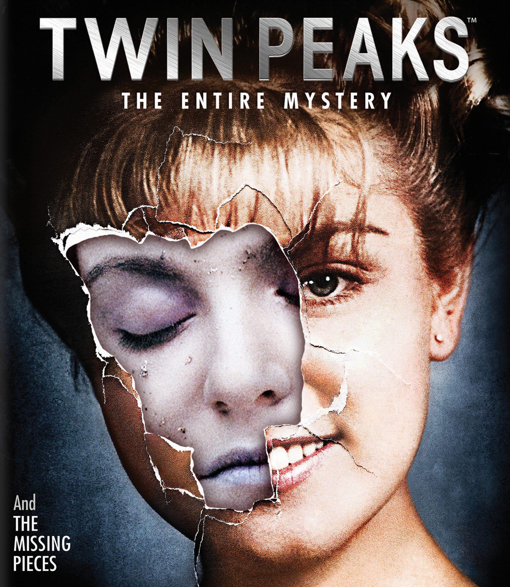 Twin Peaks bluray -- exclusive EW.com image