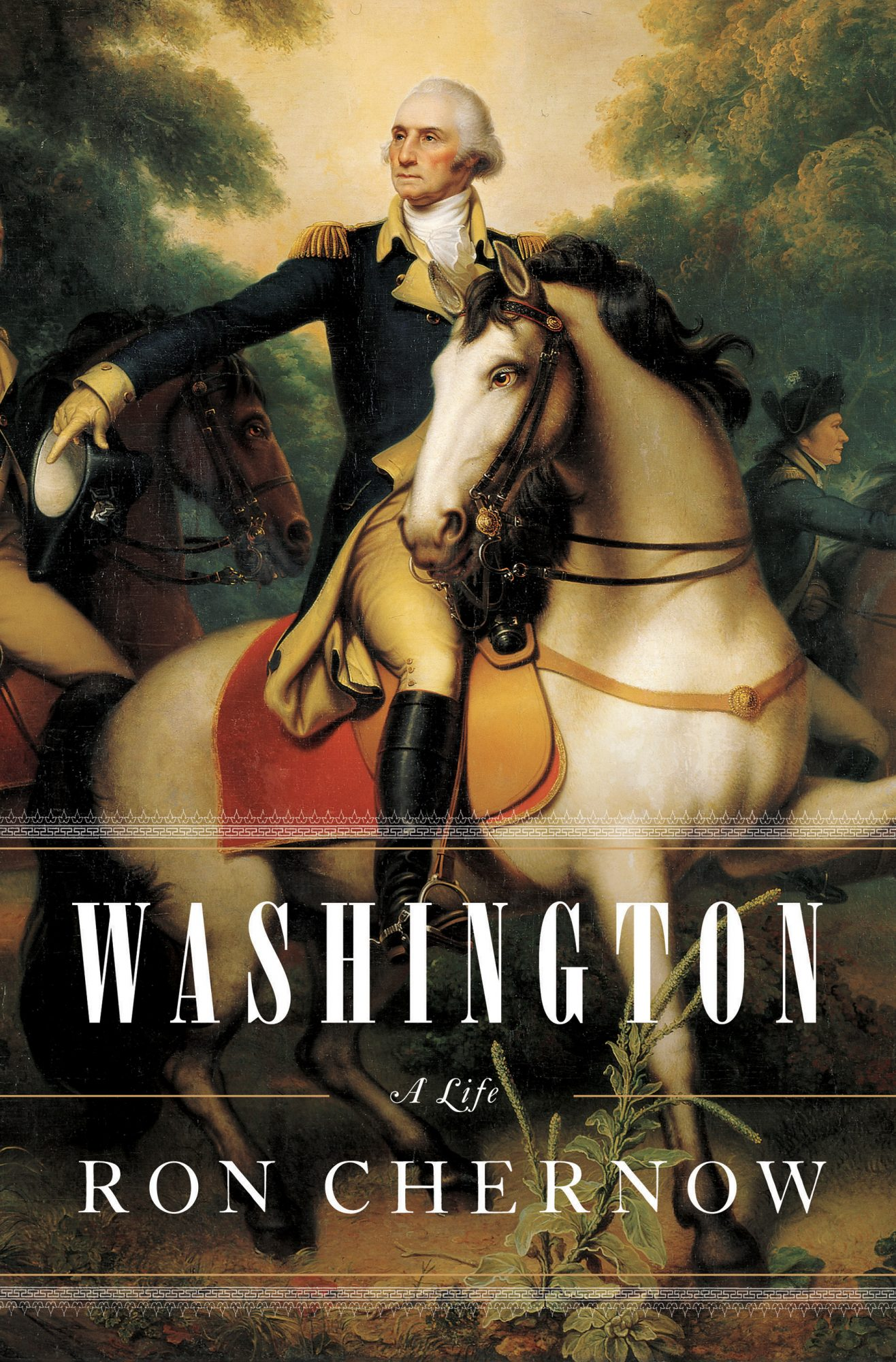 Ron Chernow, Washington: A Life