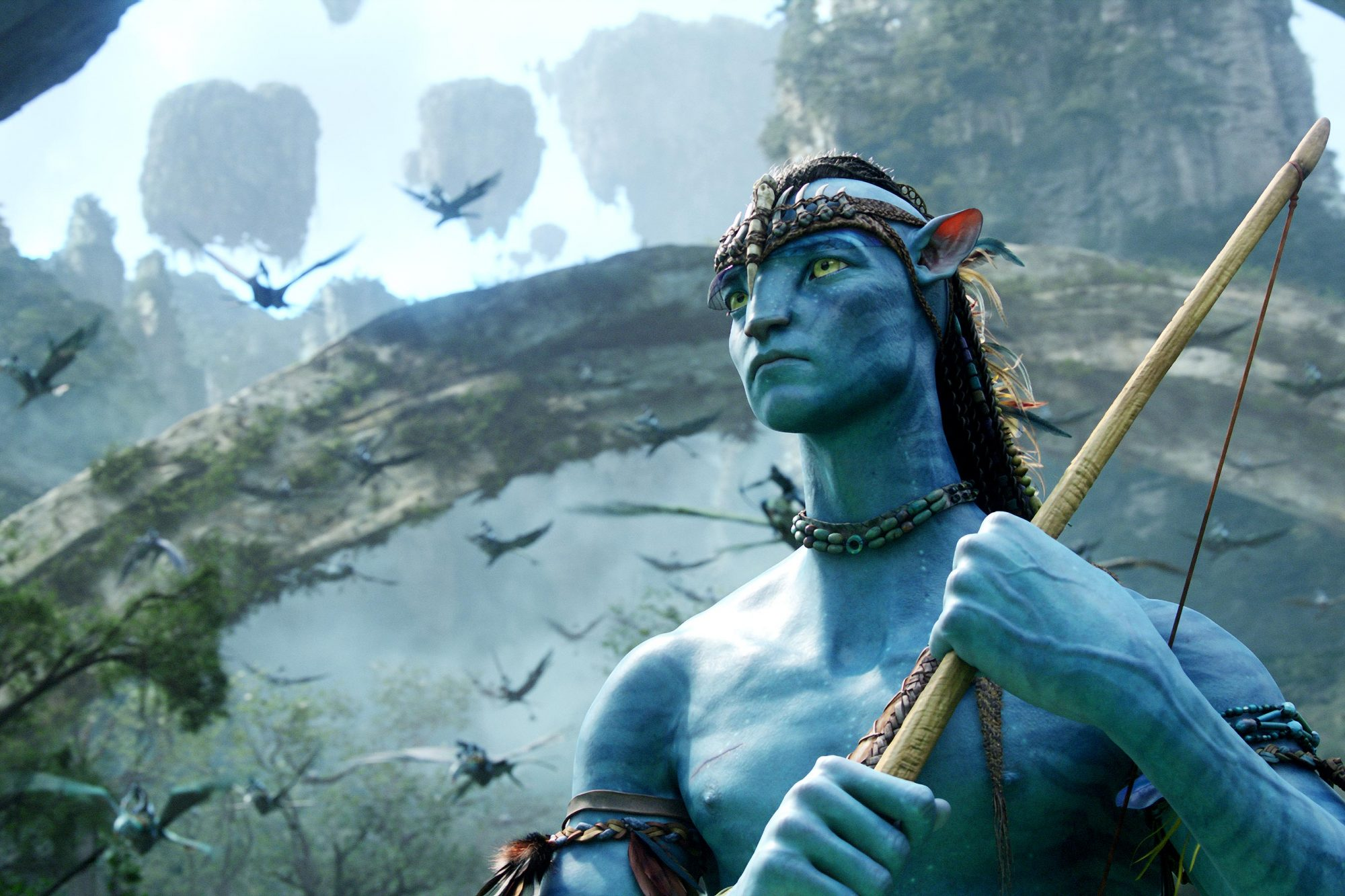 Avatar (2009)Sam Worthington