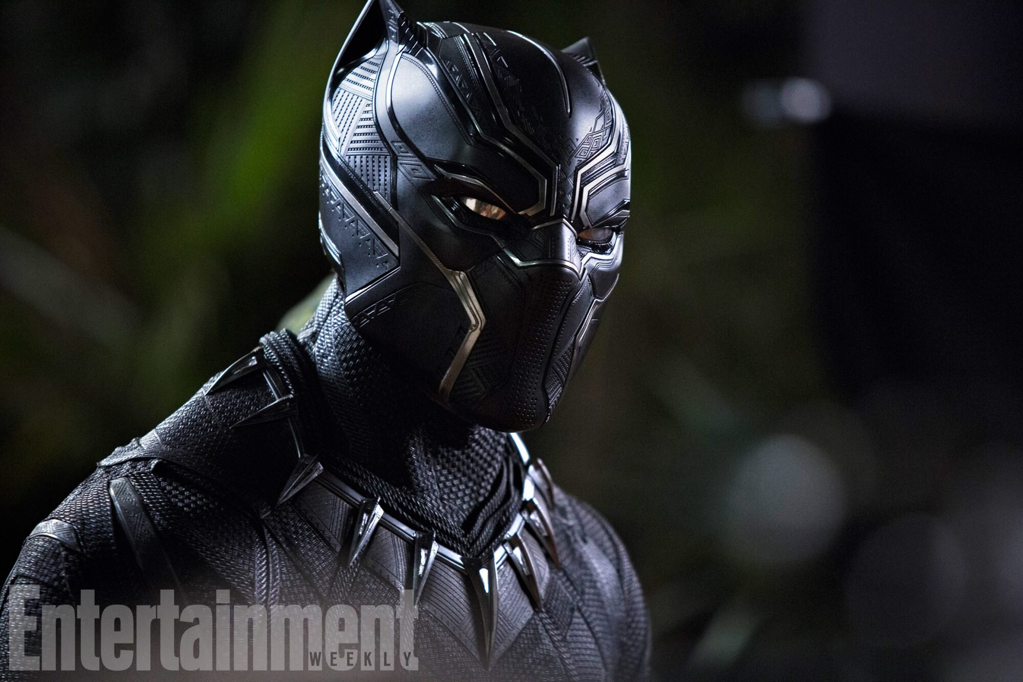 Black Panther 20 New Images From Next Year S Marvel Movie Ew Com