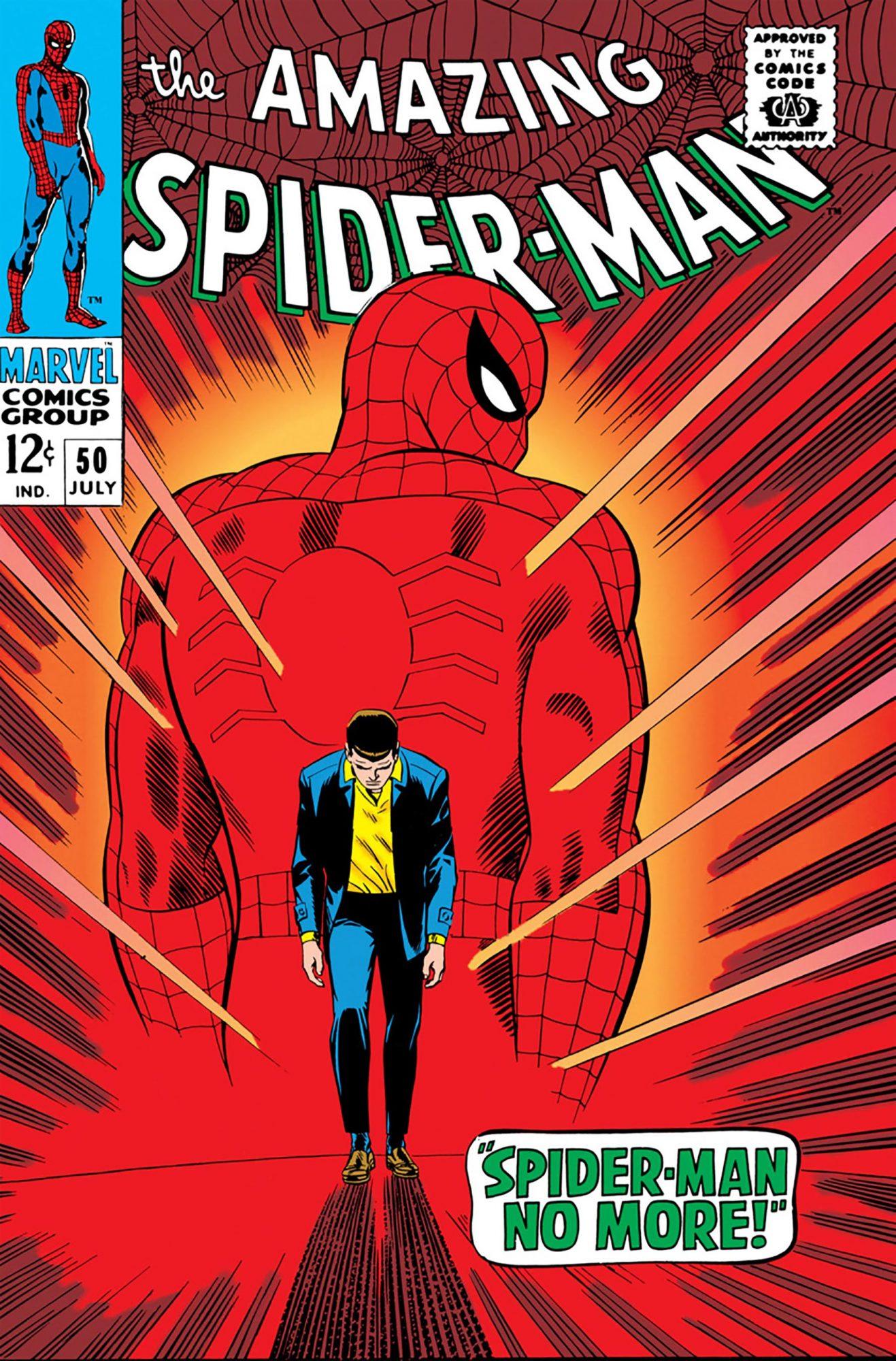 Amazing Spider-Man #50Artist: John Romita Sr., 1967