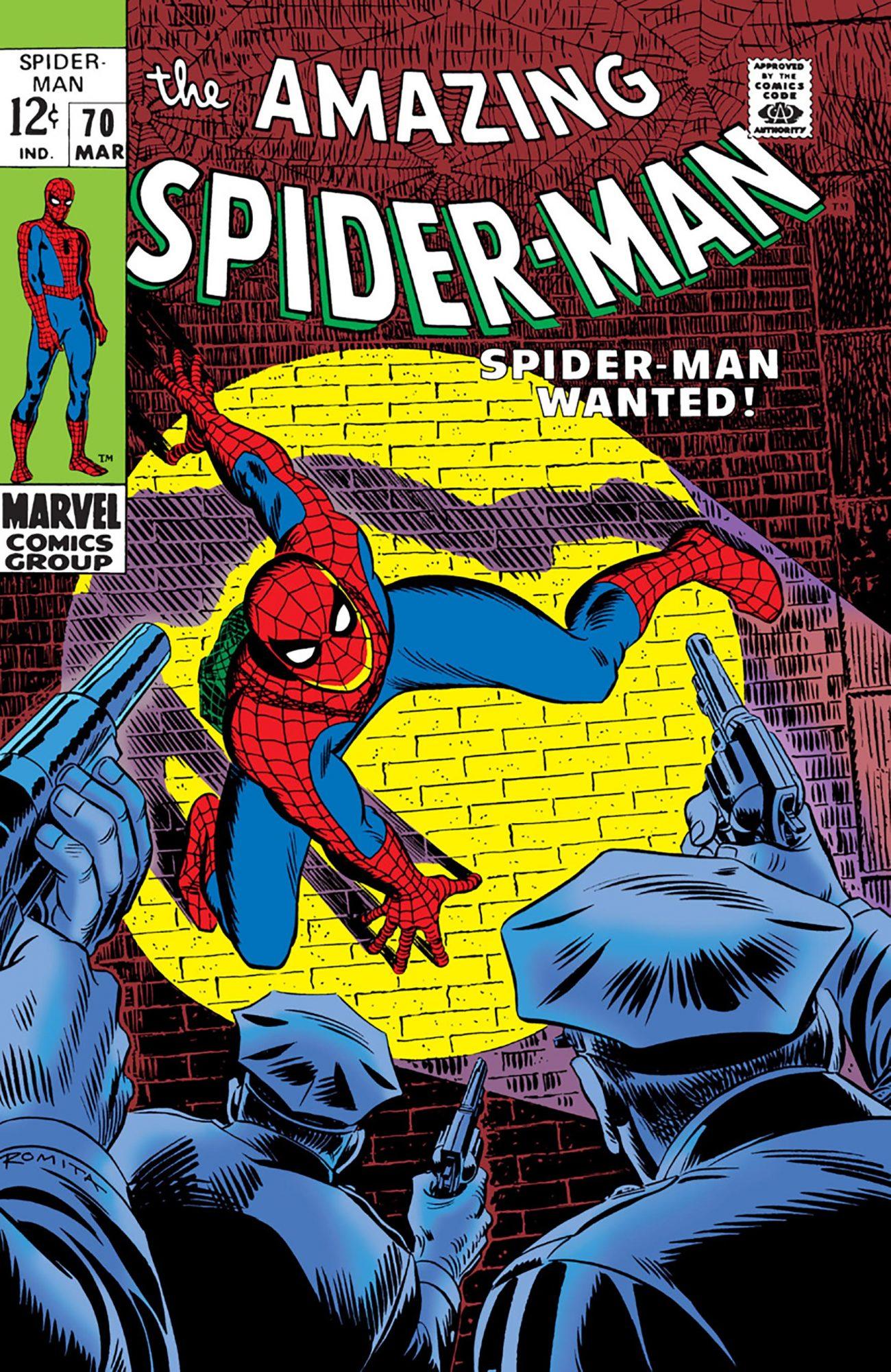 Amazing Spider-Man #70John Romita Sr., 1969