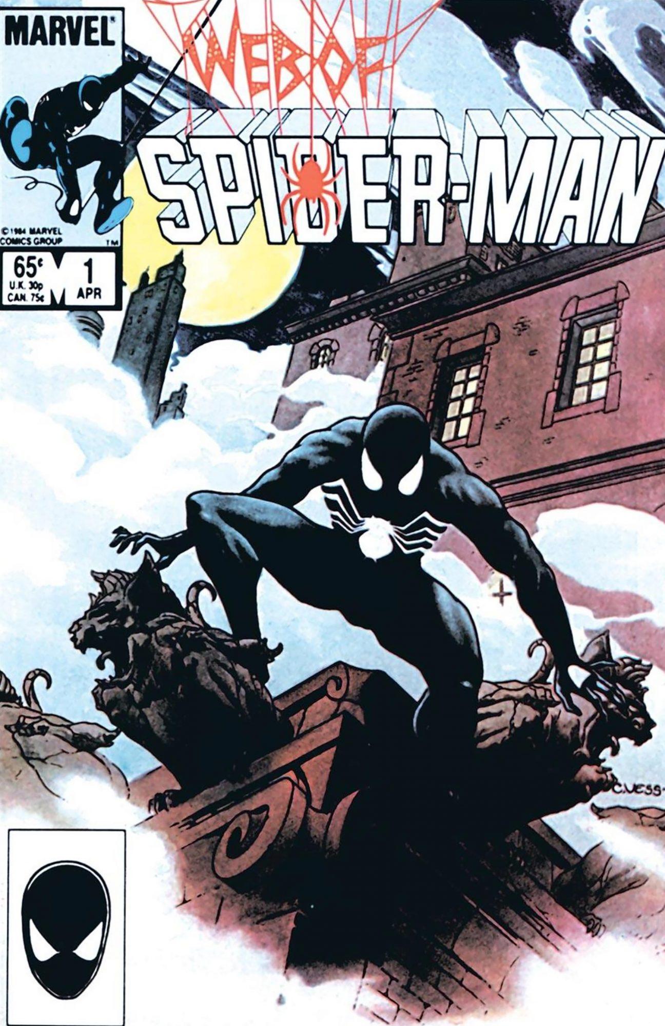 Web of Spider-Man #1Charles Vess, 1985