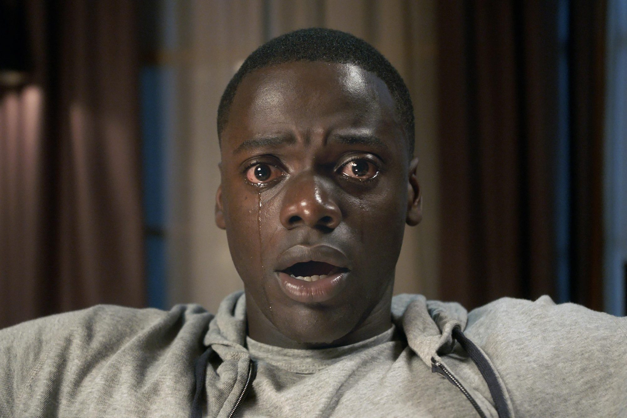 Get Out (2017)DANIEL KALUUYA as Chris Washington