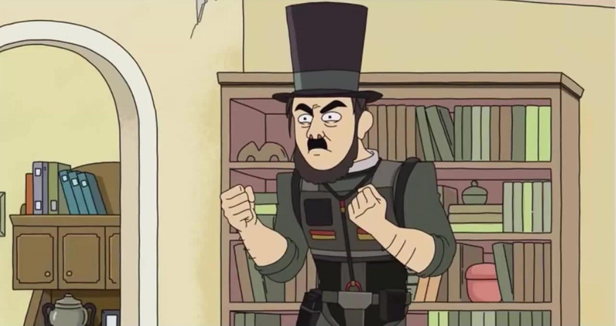 Ricky and Morty - Abradolf Lincler (Season 1, Episode 2)