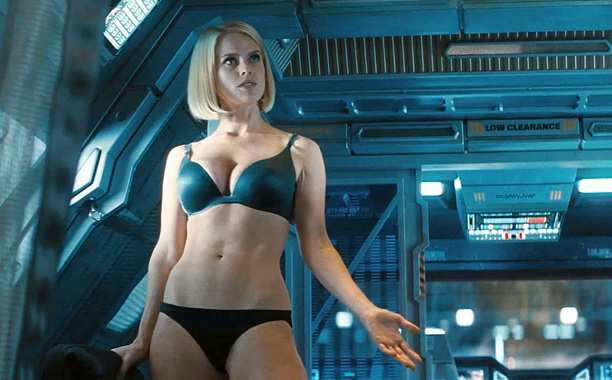 EW's Must List | Check Out: Star Trek Into Darkness Why She'll Be Big: The 31-year-old Aussie popped up in last summer's Men in Black III as the younger…
