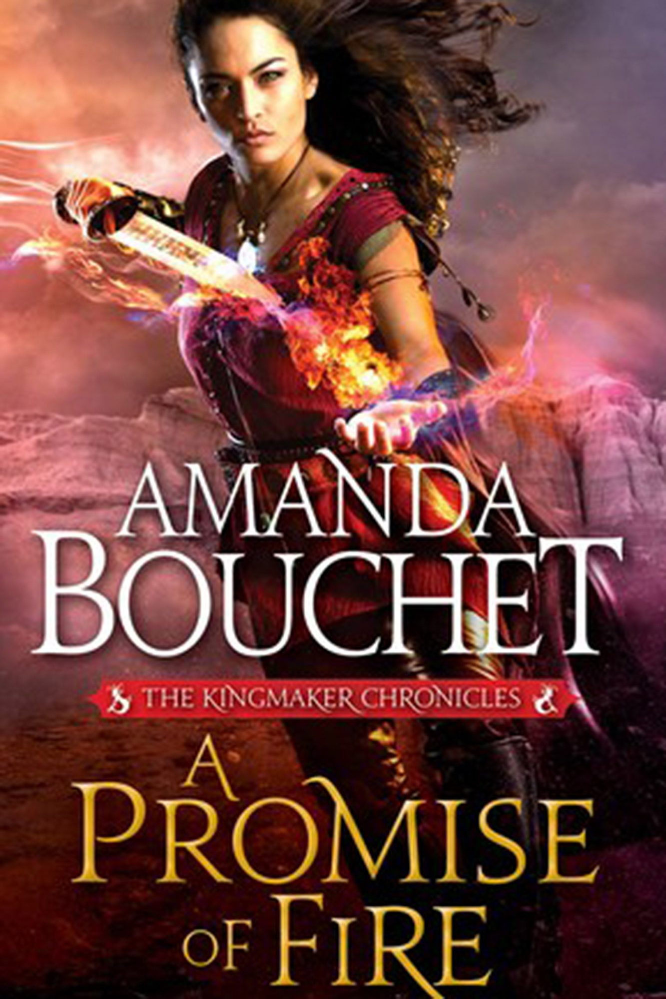 GALLERY: Amanda Bouchet, Promise of Fire