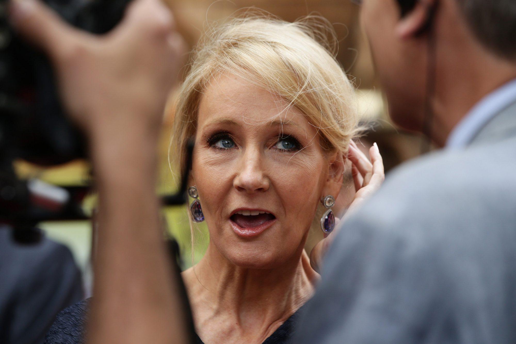 JK Rowling comments