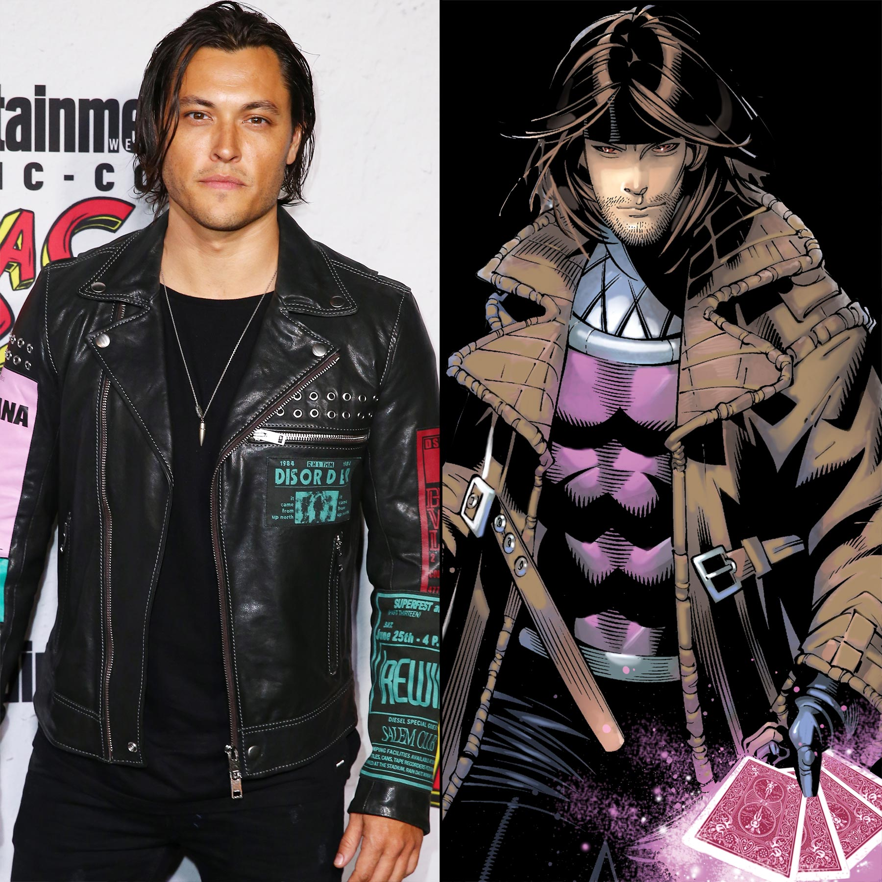 Blair Redford (The Gifted)