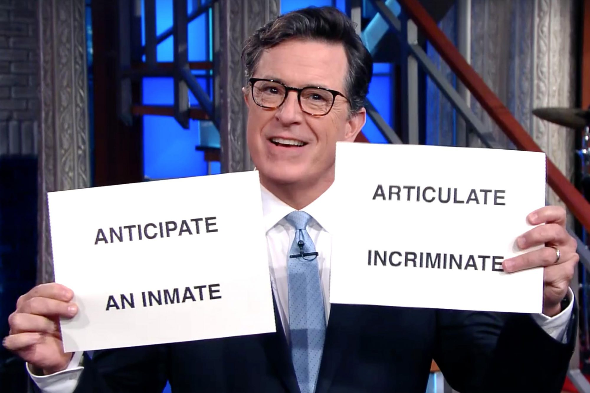 Colbert-signs