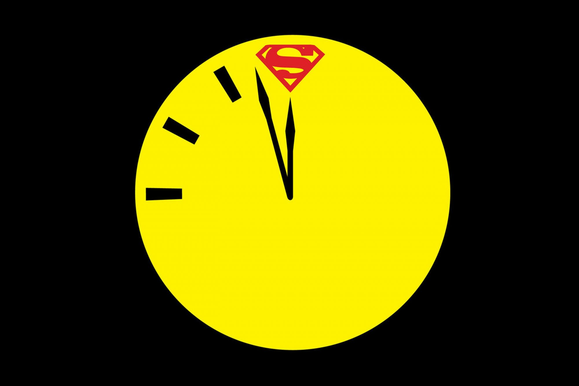 Doomsday Clock CR: DC