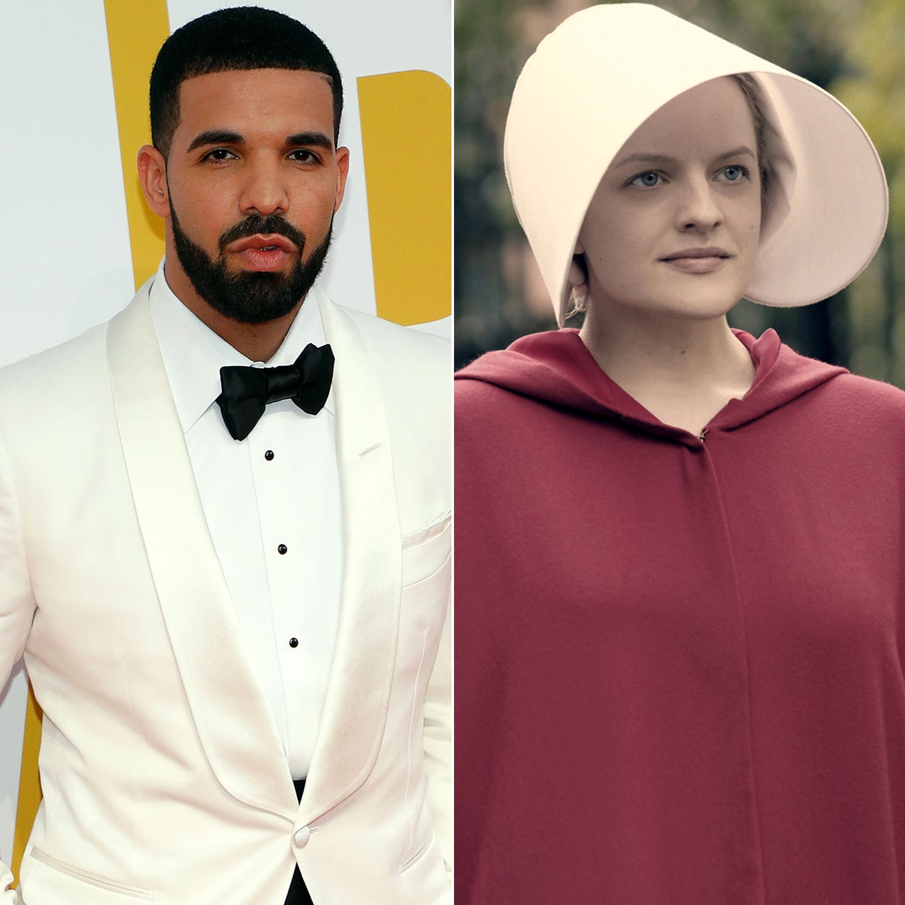Drake/ The Handmaid's Tale