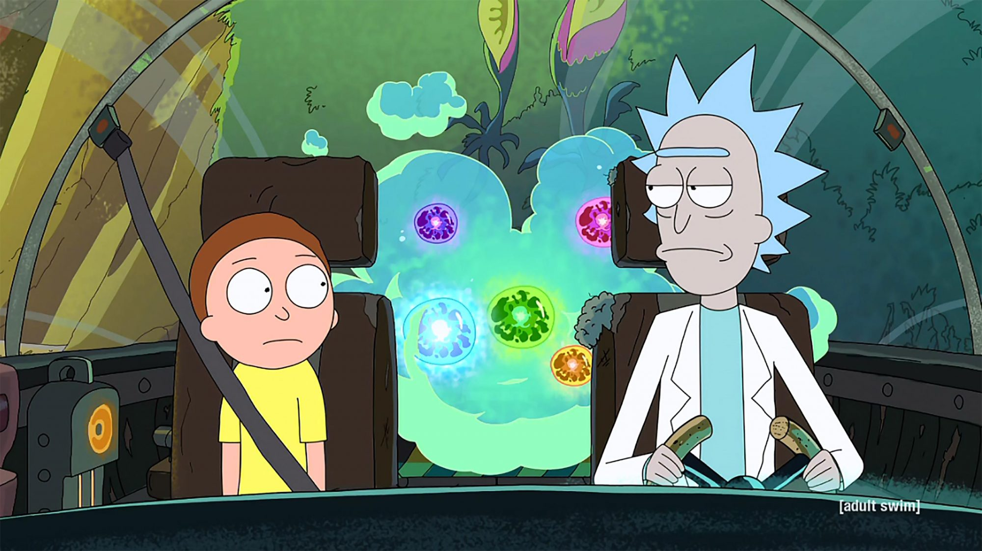 Ricky and Morty - Fart (Season 2, Episode 2)