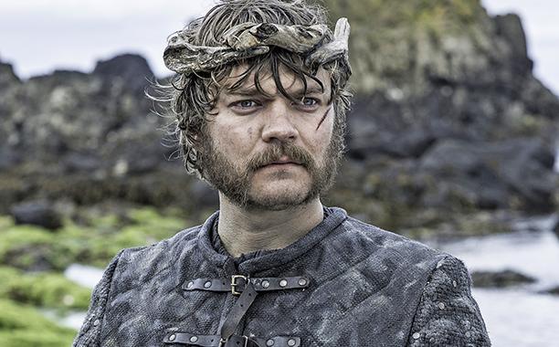 Pilou Asbӕk as Euron Greyjoy