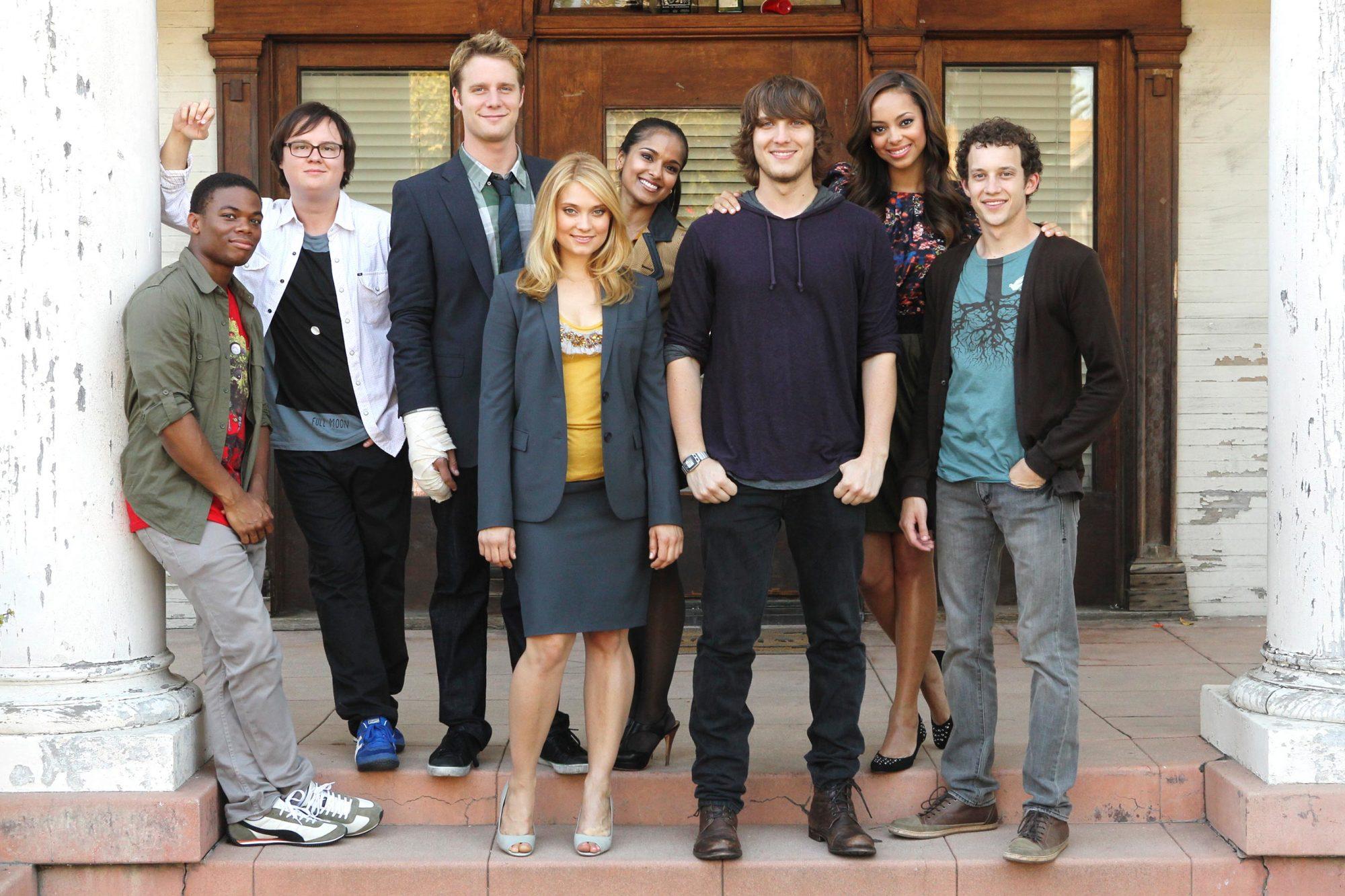 """ABC Family's """"Greek"""" - Season Four"""