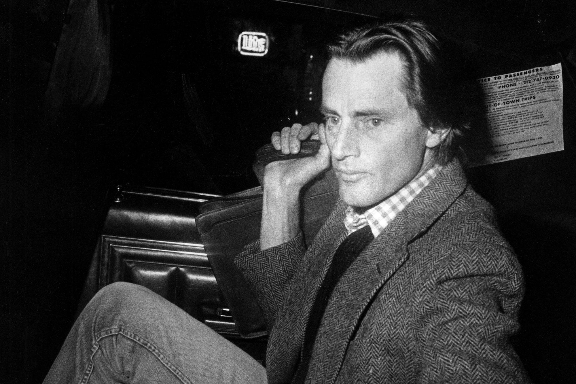 Sam Shepard Sighting in New York City - September 14, 1988