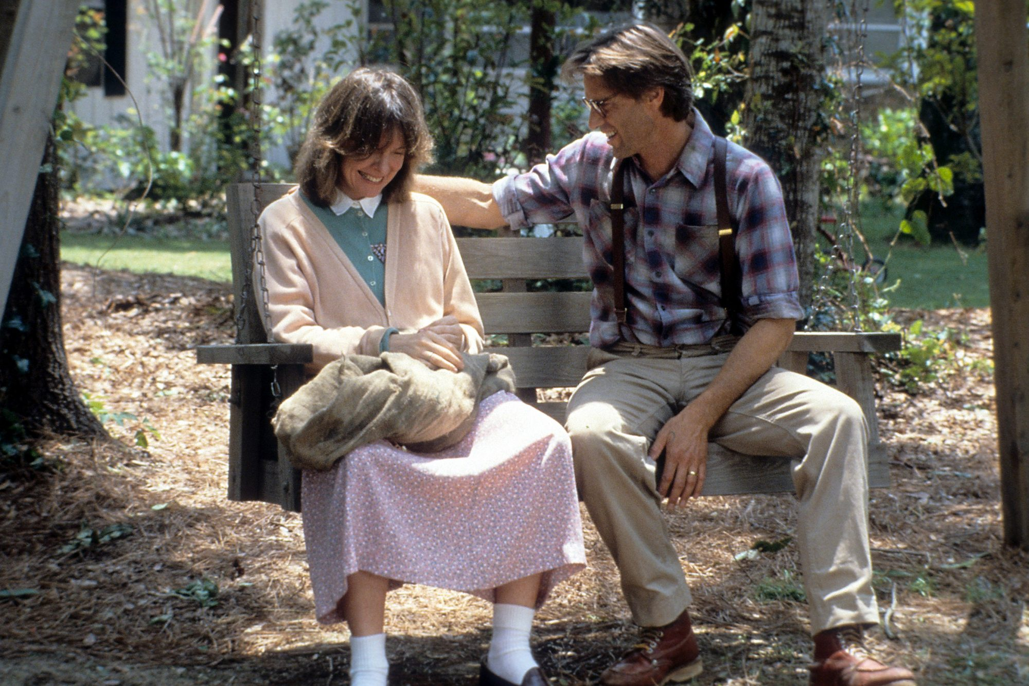 Diane Keaton And Sam Shepard In 'Crimes Of The Heart'